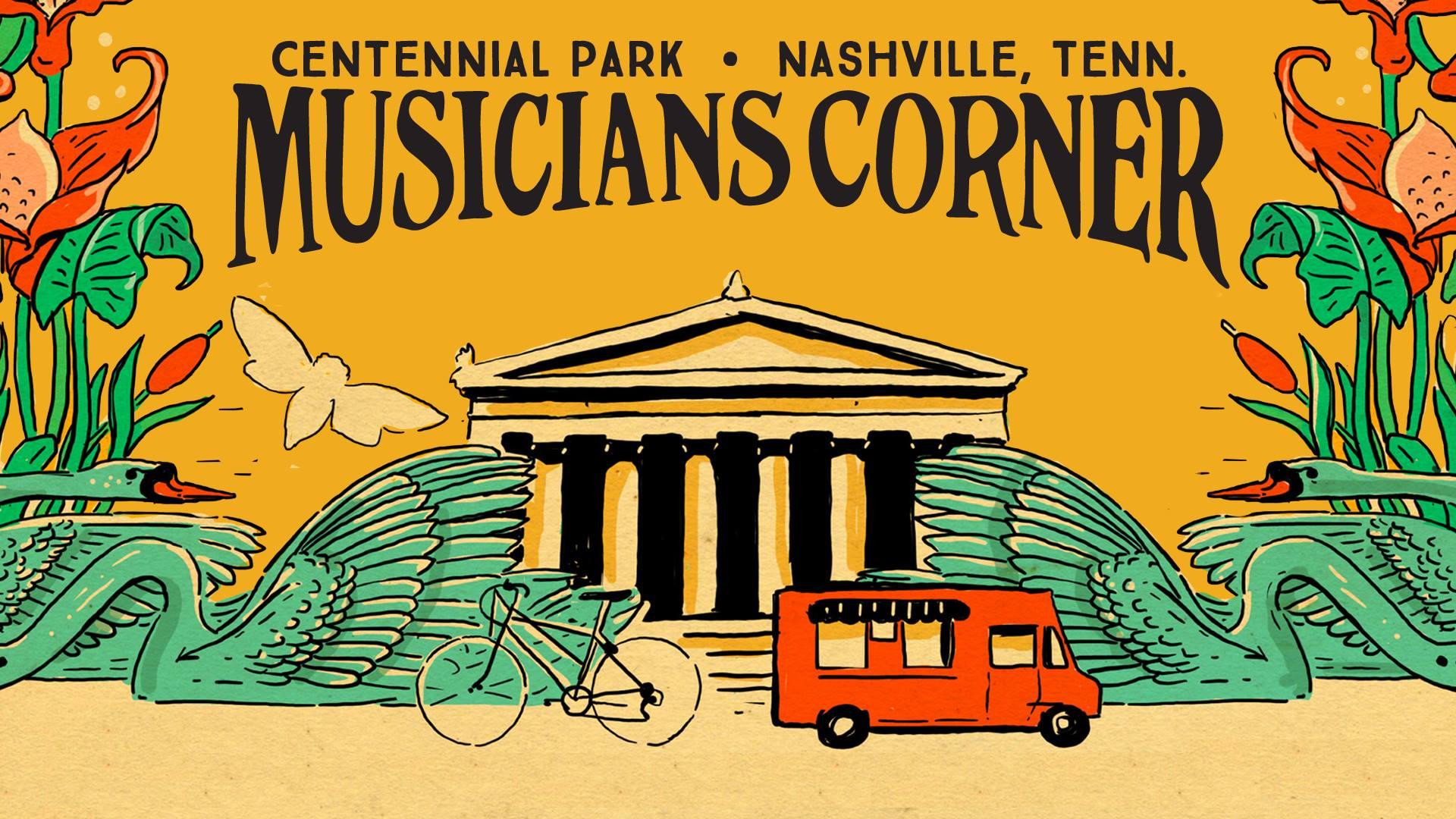 Leah Blevins @ Centennial Park Musicians Corner | Nashville Throughout Centennial Park Nashville Events Calendar
