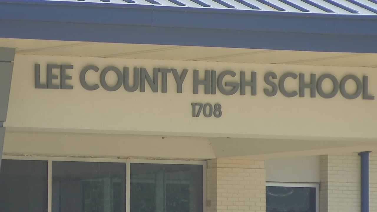 Lee County High School Students Face Punishment After Senior Prank Goes Too  Far Regarding Lee County School Nc Calendar