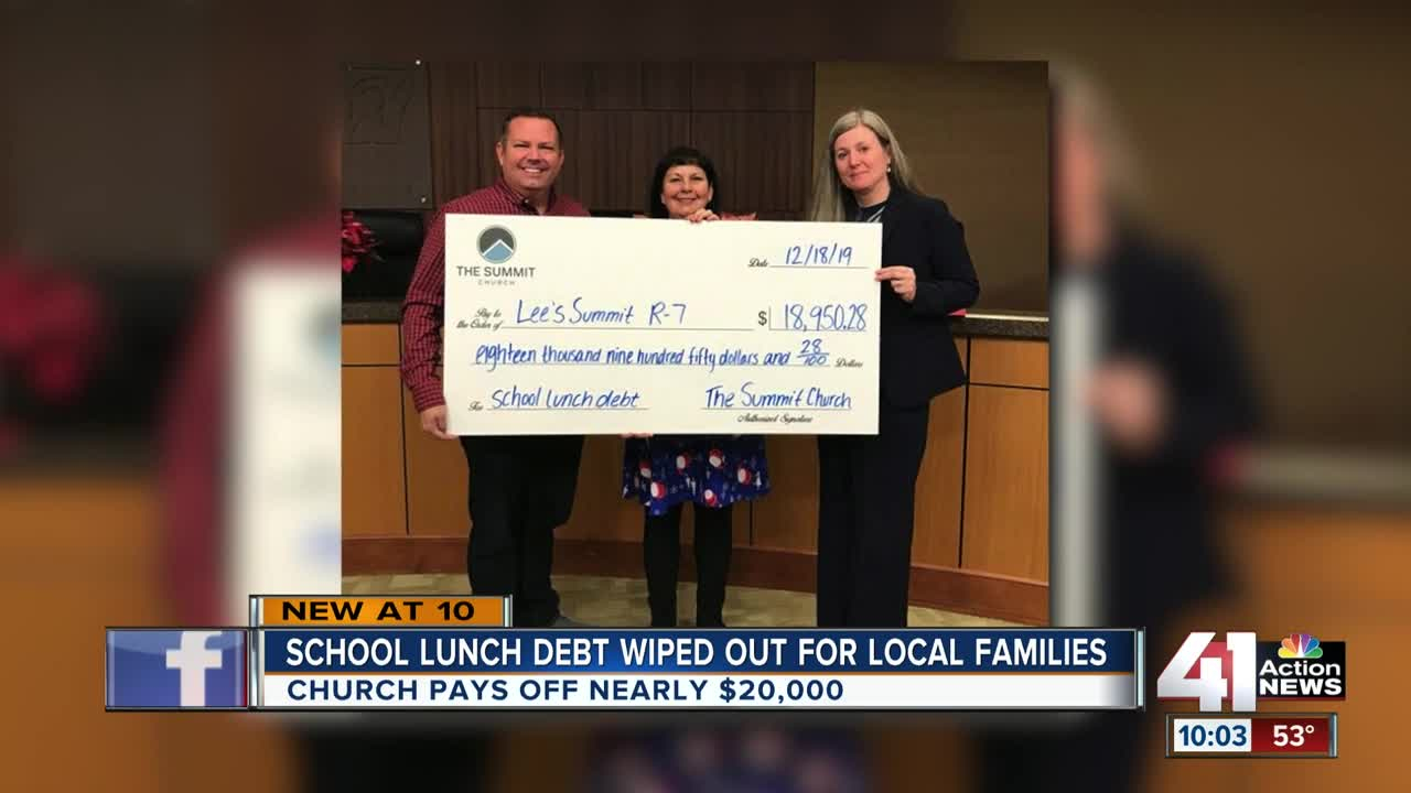 Lee's Summit Church Pays Off Every Student Lunch Debt In The With Lee Summit School District Calendar