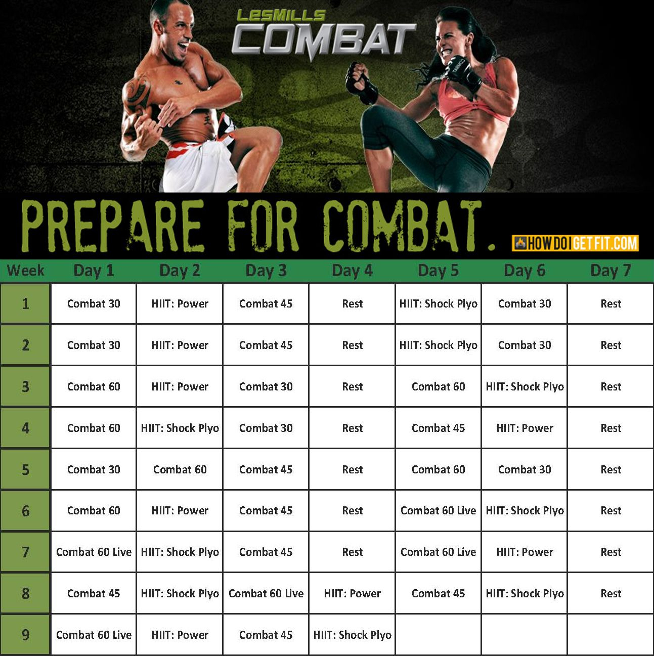 Les Mills Combat Calendar – Google Search (With Images For Body Combat Workout Schedule