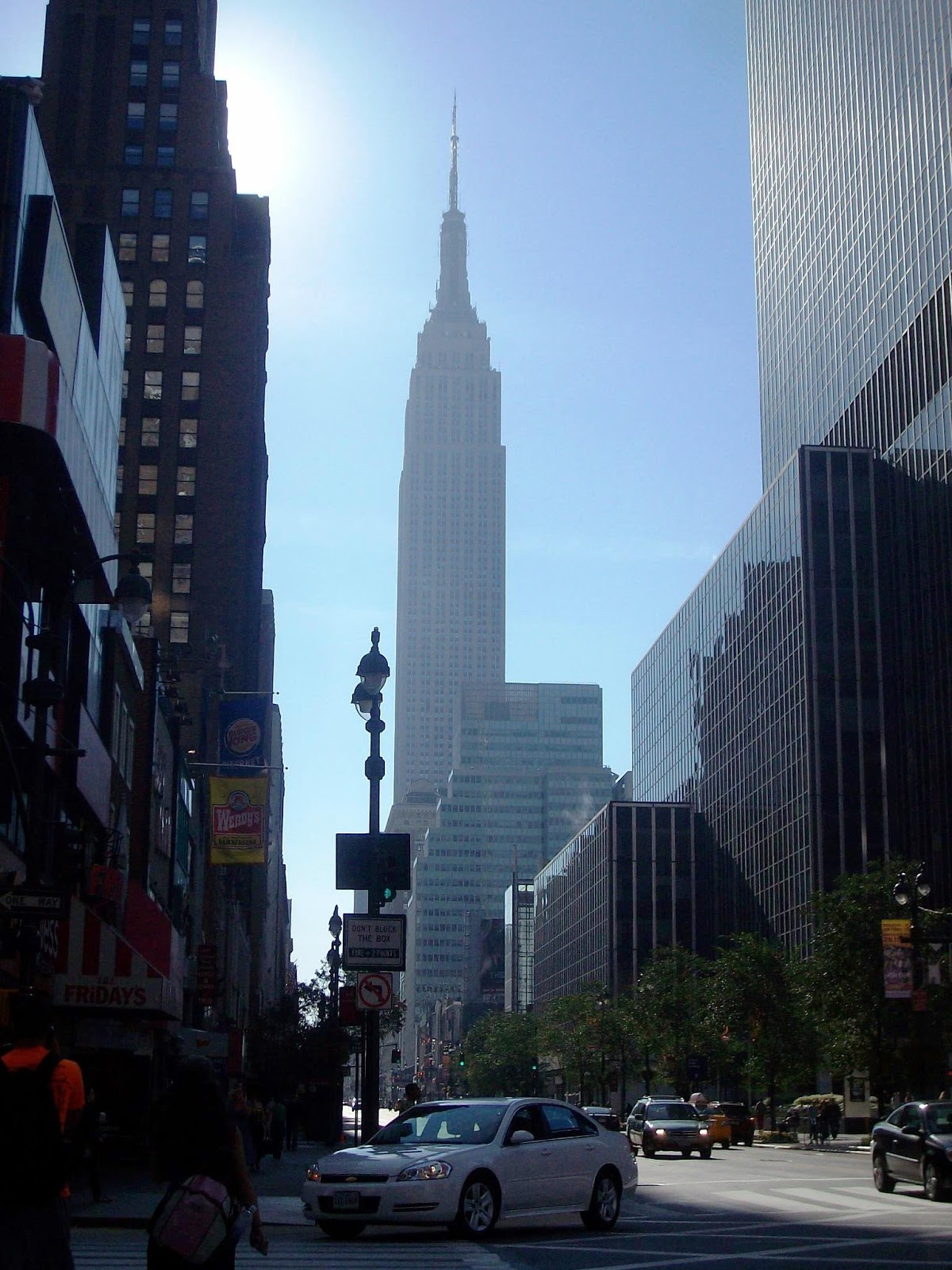 Liberal England: Advent Calendar 22: Empire State Building With Calendar Empire State Building