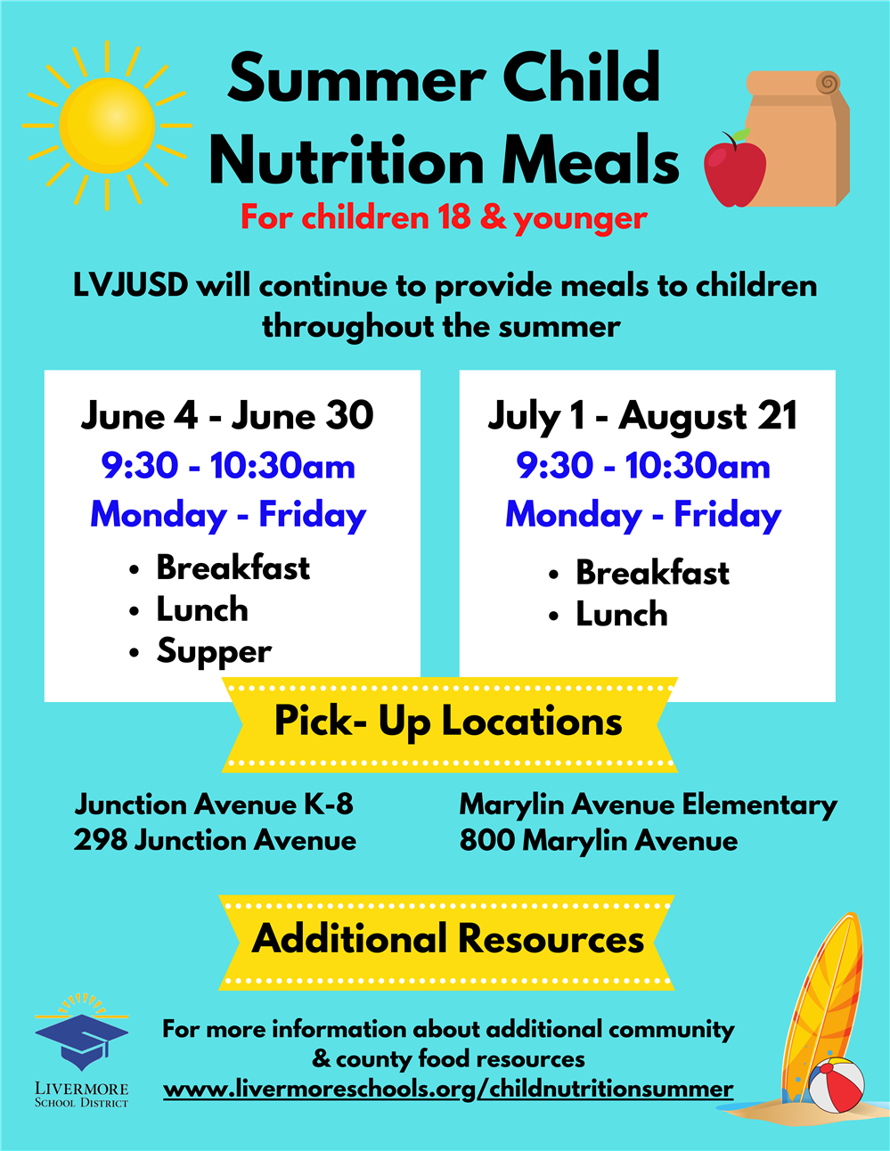 Livermore Valley Joint Unified School District / Livermore Within Livermore School Calendar