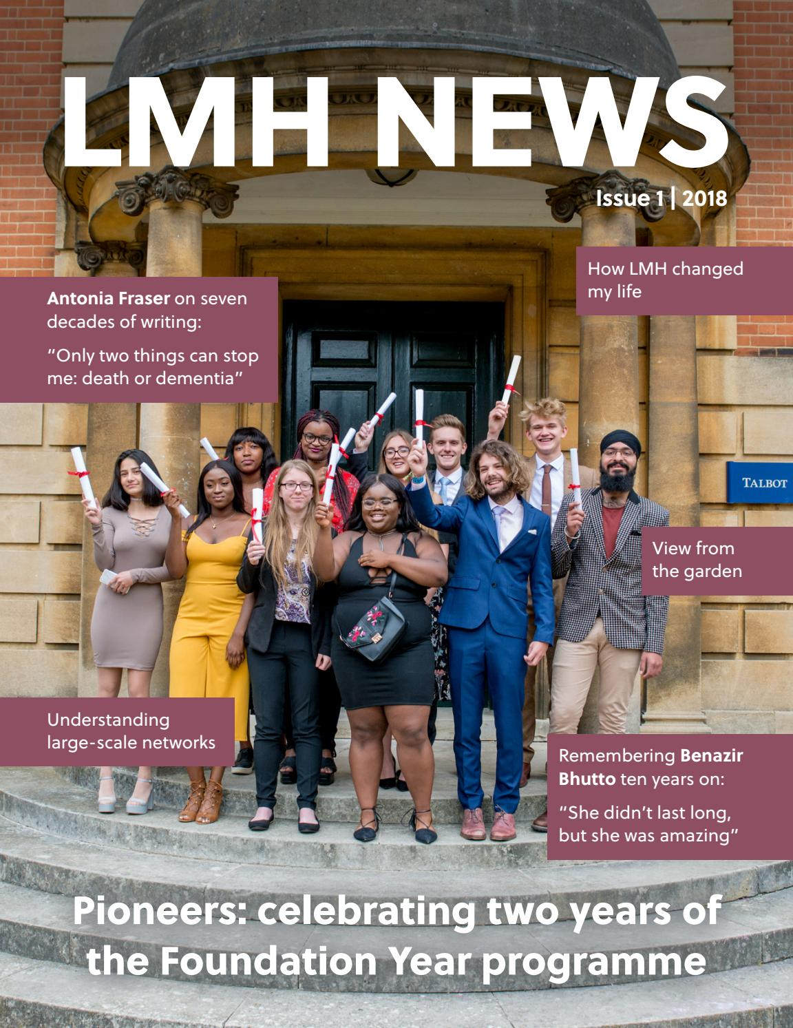 Lmh News – Issue 1 2018Ciconi Ltd – Issuu With Regard To James City School 2021/2010 Calendar