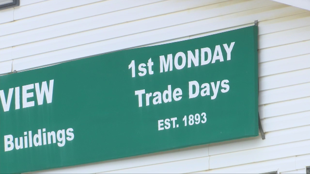 Local Flea Market Prepares To Open After Closing Because Of In Ripley Ms Trade Days Schedule
