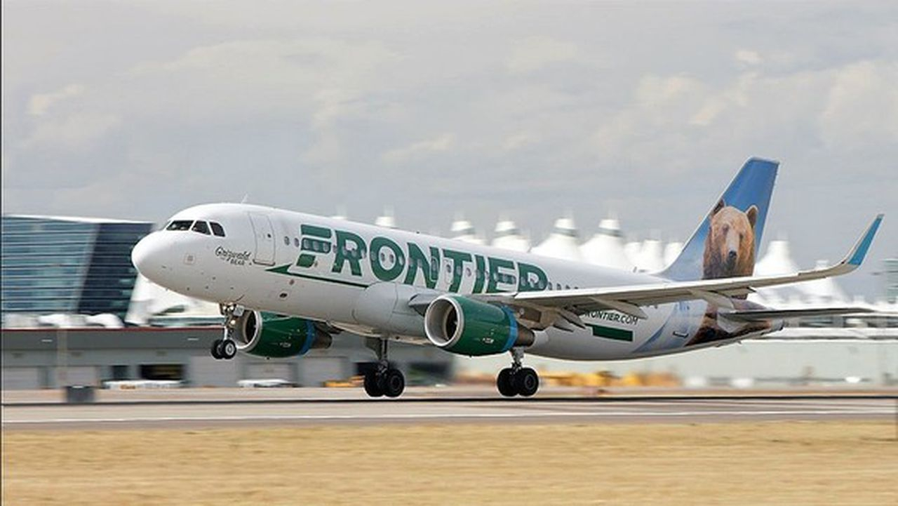 Low Fare Frontier Airlines Coming To Syracuse - Syracuse In Frontier Low Fare Calendar Flights
