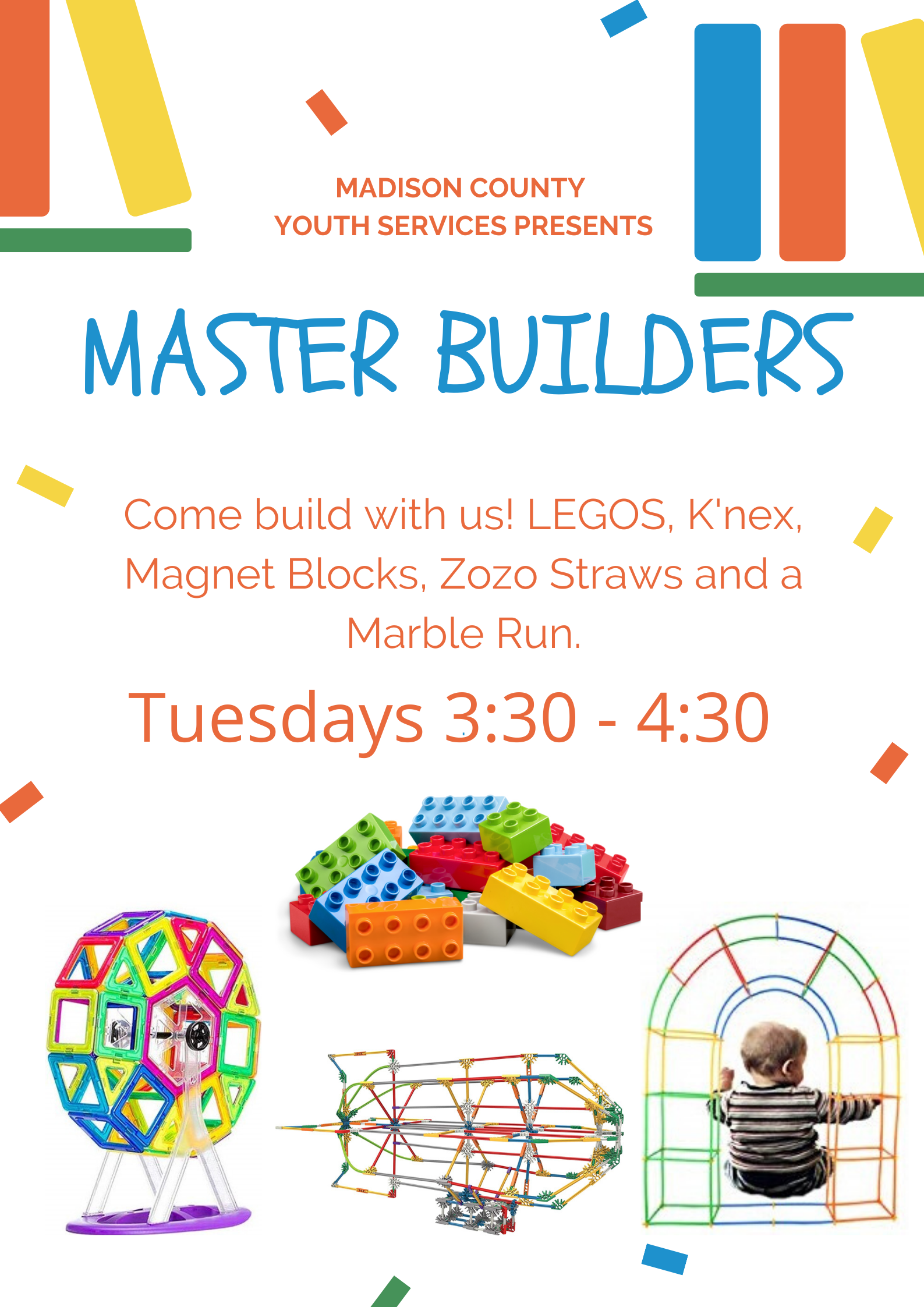 Master Builders | Madison County Public Library With Regard To Madison County Ky School Calender