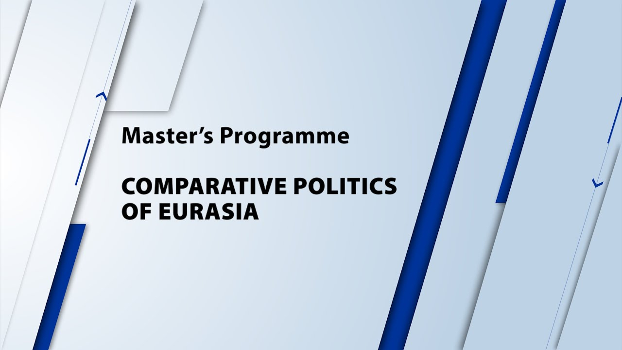 Master's Programme In Comparative Politics Of Eurasia — Hse With St Petersburg College Academic Calendar 2021