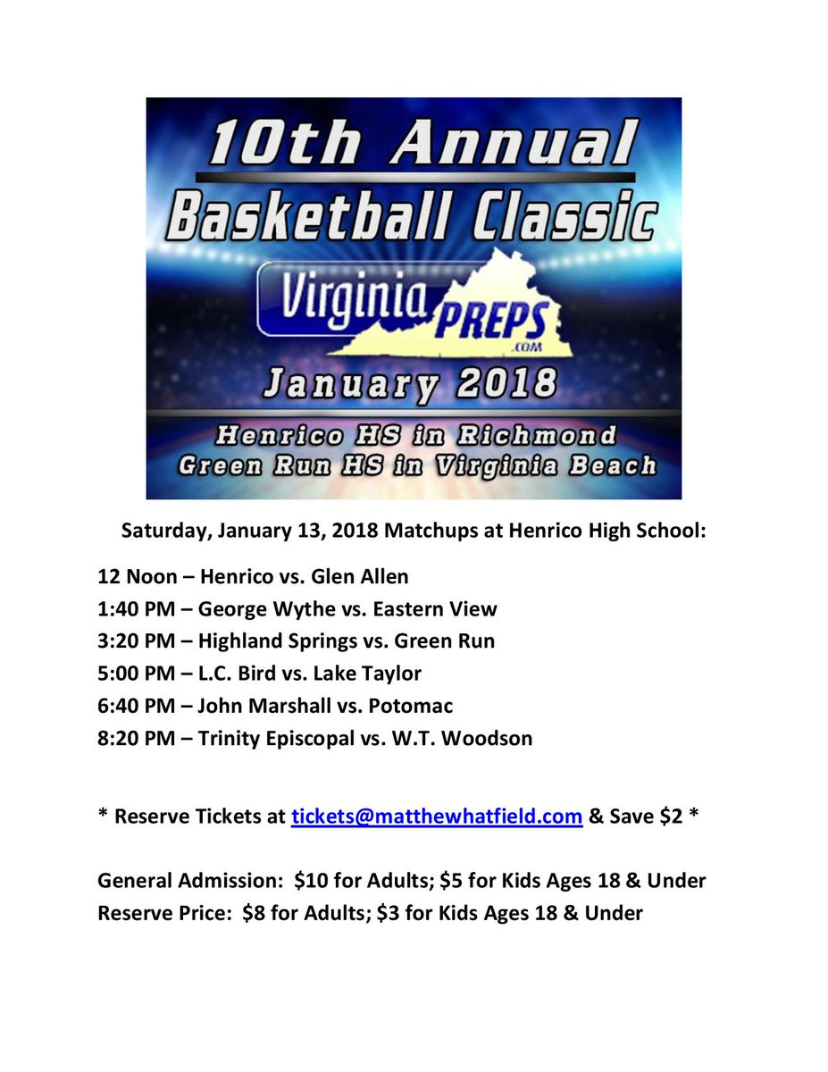 """Matthew Hatfield On Twitter: """"the Countdown Is On! Just 5 Intended For Was School Out In Virginia Beach On January 27"""
