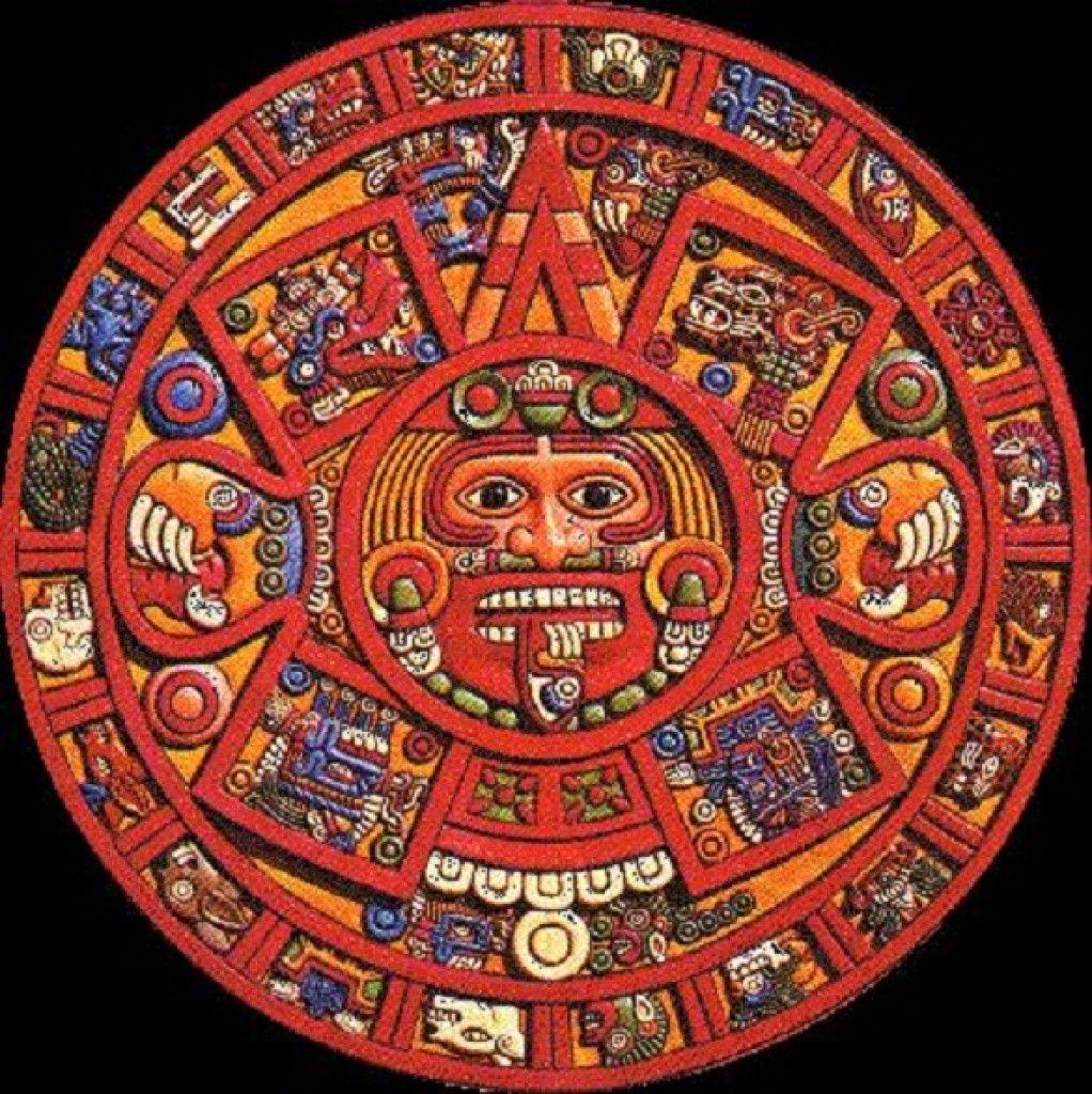 Mayan Calendar (С Изображениями) | Ацтеки, Американские With Regard To How To Read A Mayan Calendar