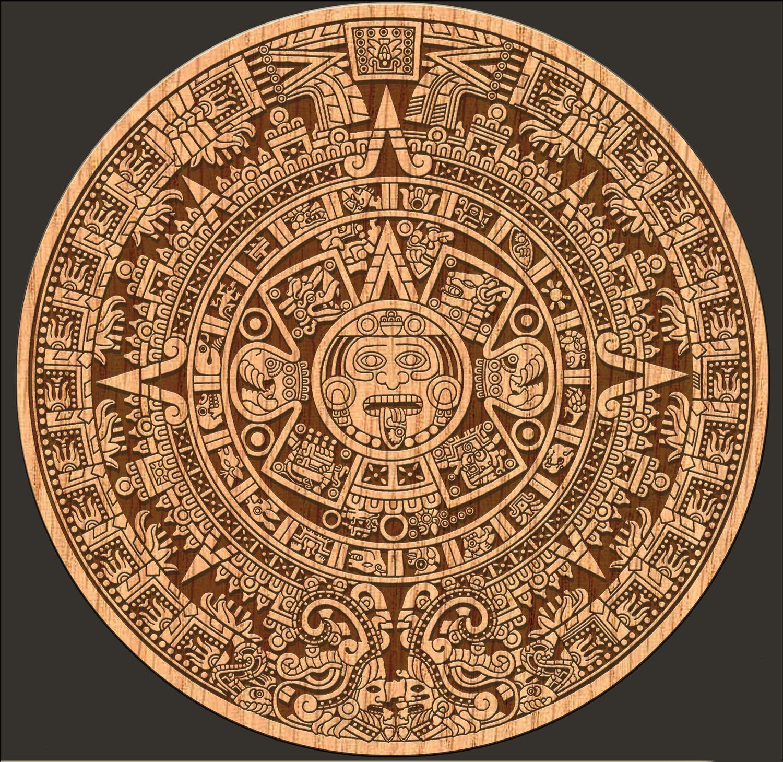 Mayan Calendar (С Изображениями) | Ацтекский Календарь With Regard To How To Read A Mayan Calendar