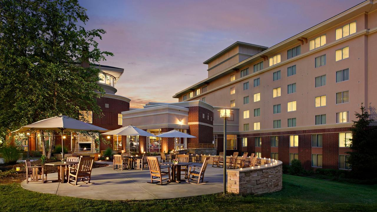Meadowview Marriott Conference Resort And Convention Center In Meadowview Convention Center Schedule Events In 2021