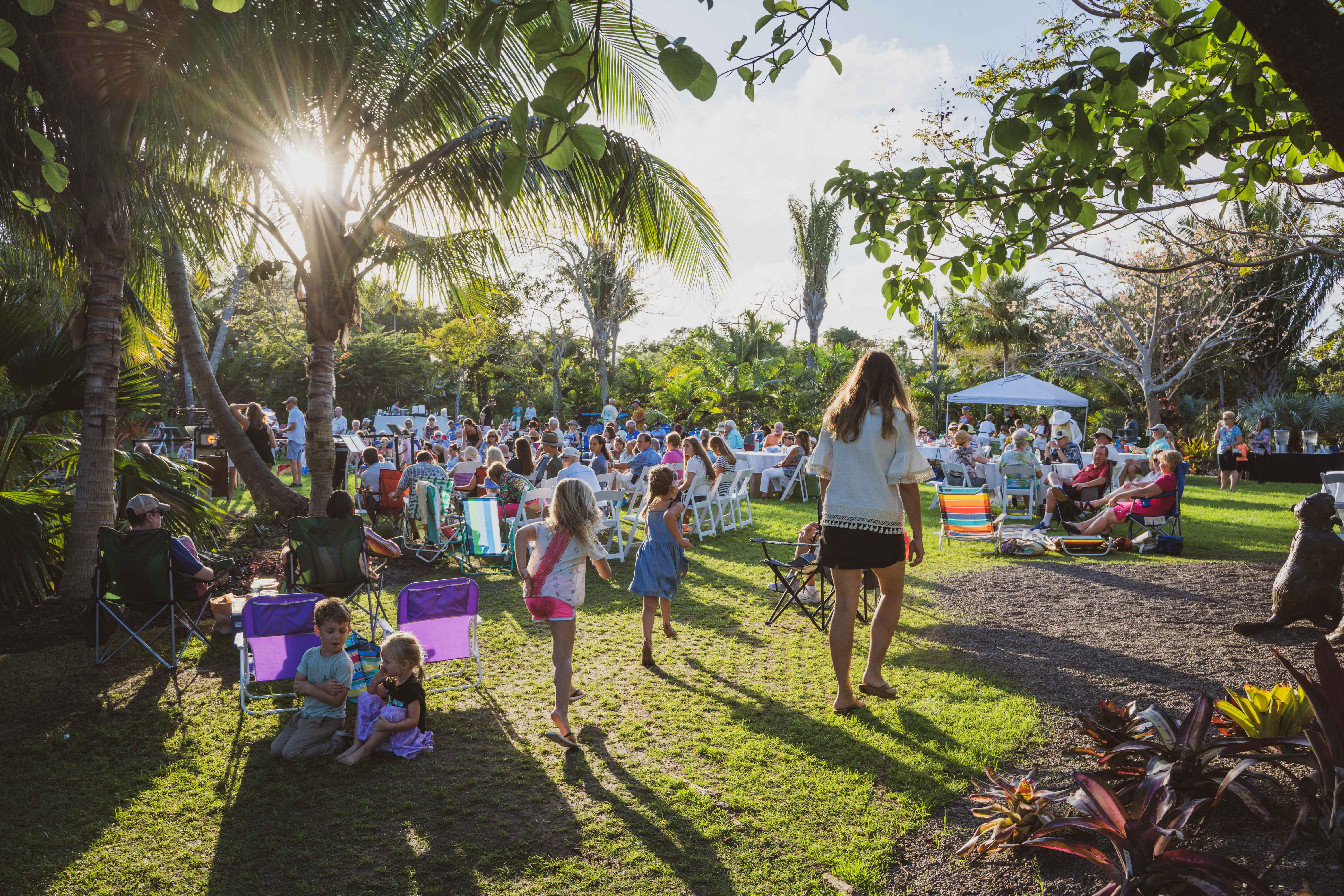 Members Only Picnic | Naples Botanical Garden Intended For Naples Florida Activities Calendar