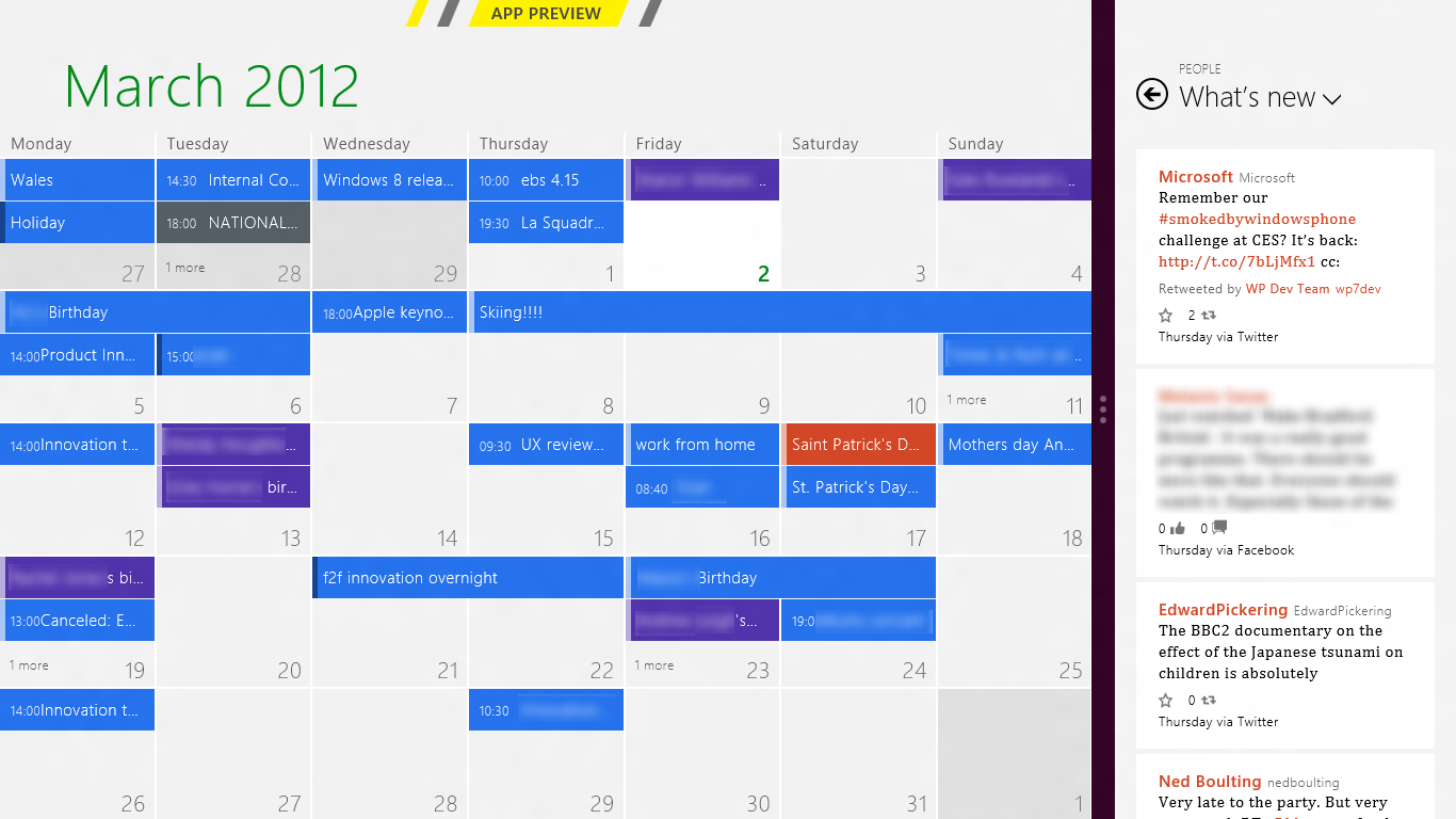 Metro Calendar Preview – Month View (Dengan Gambar) Pertaining To Davidson County Tn School Calender