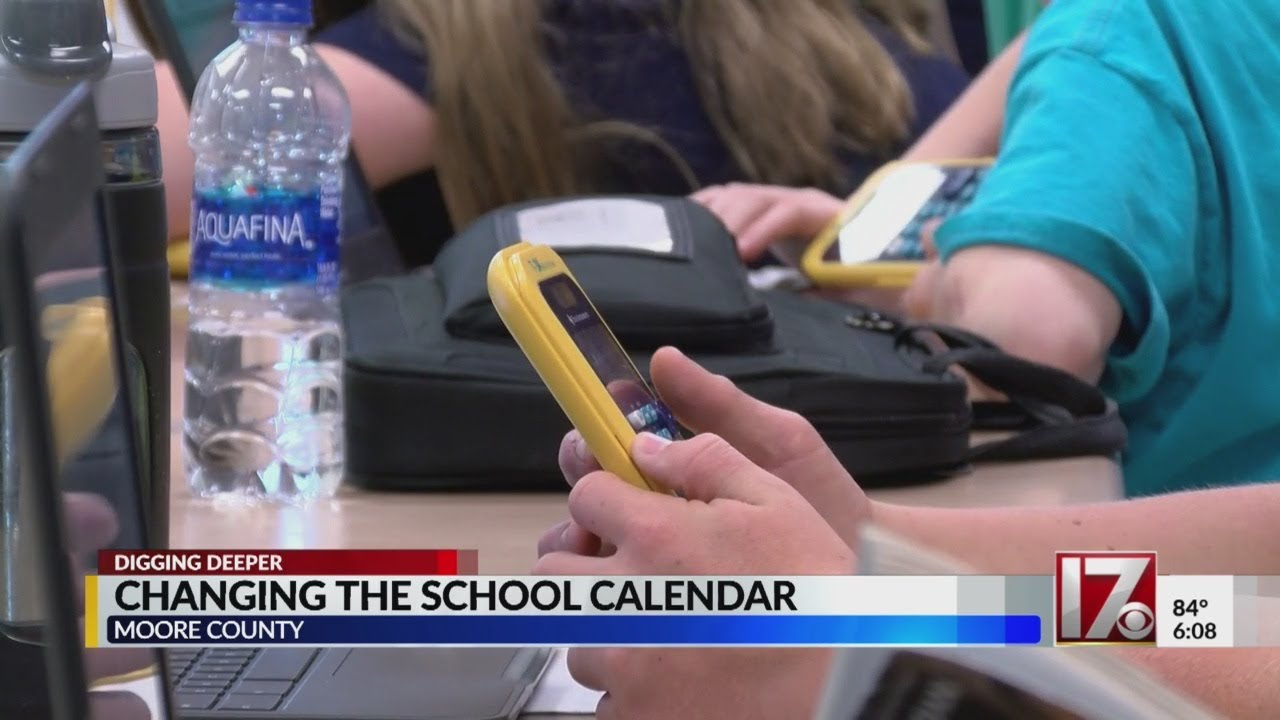 Moore County Schools Consider Year Round Calendar For Moore County Schools Calendar Nc