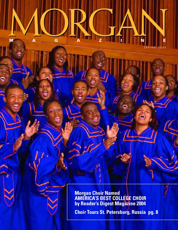 Morgan Magazine 2004 Issuemorgan State University – Issuu With Regard To Morgan State University Spring Break