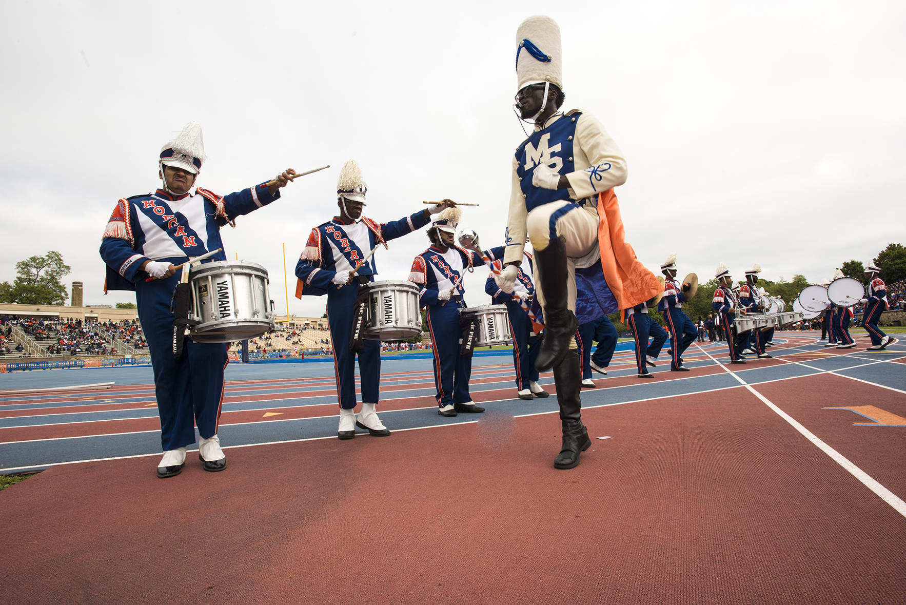 Morgan State University's Magnificent Marching Machine To Throughout Morgan State University Spring Break