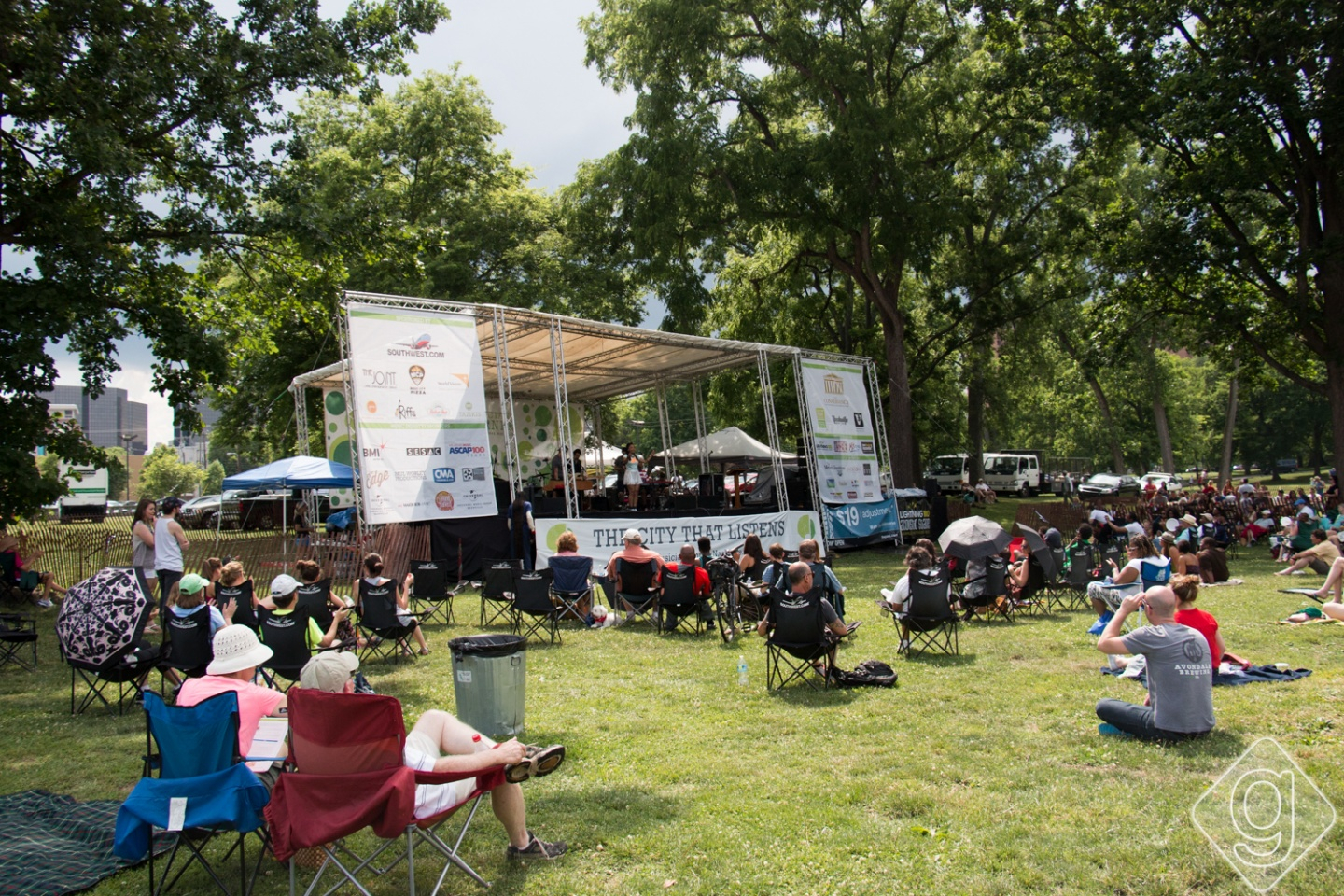 Musicians Corner - Centennial Park - Nashville 28 Throughout Centennial Park Nashville Events