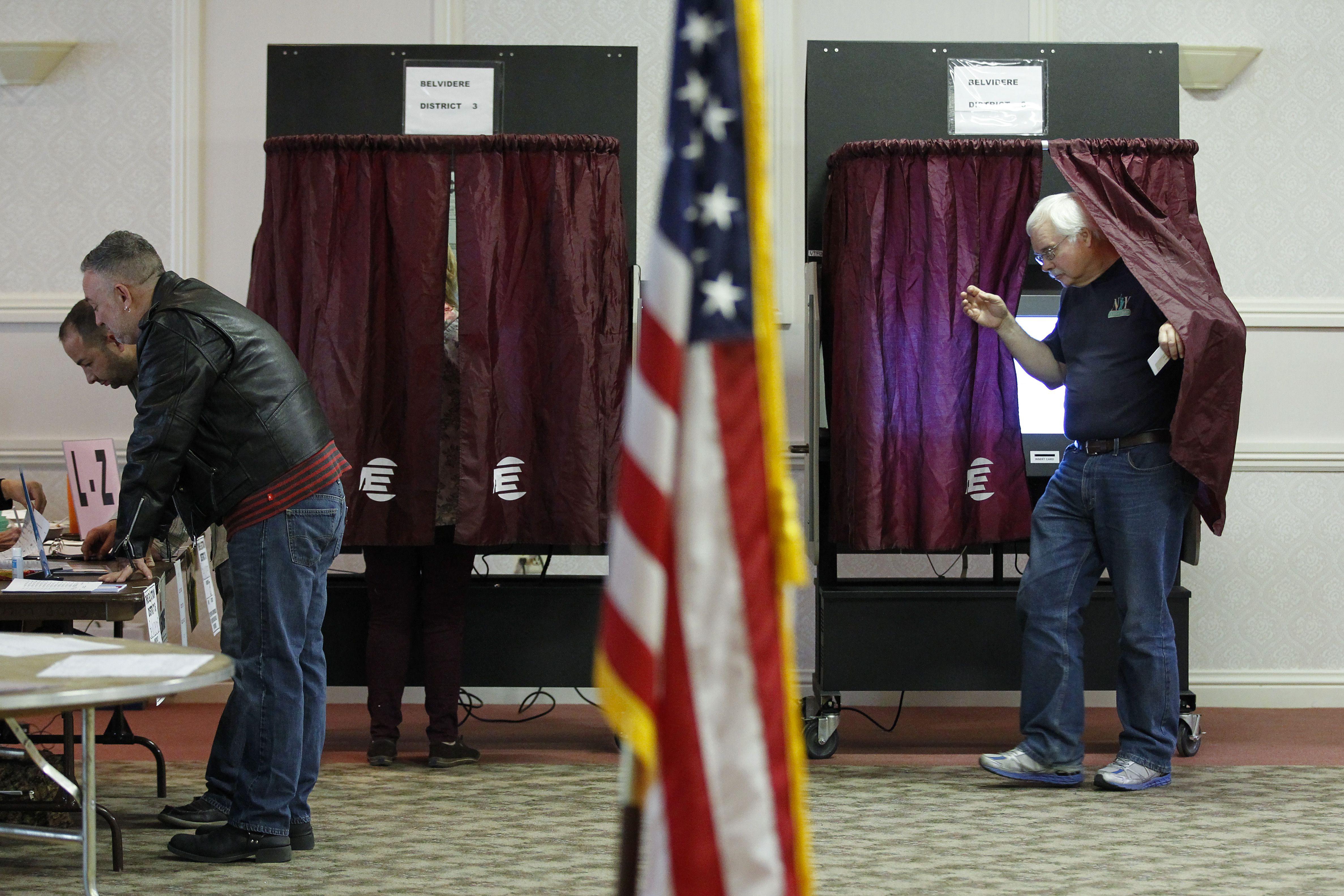 N.j. Election Results 2019: Bergen County – Nj In Stephanie Delorenzo Ramapo School District
