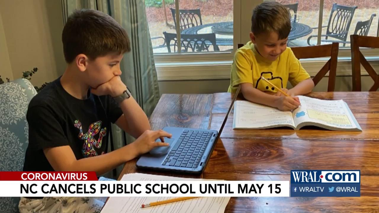 Nc Schools Won't Reopen This Spring Because Of Pandemic Intended For List Of Year Round School In Wake County