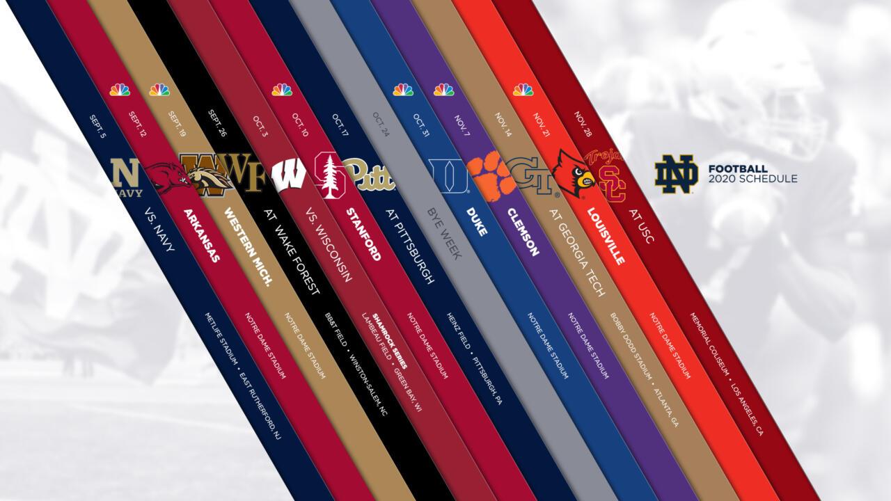 Notre Dame Athletics | The Fighting Irish | Football News Within Wake Tech Calendar 2021