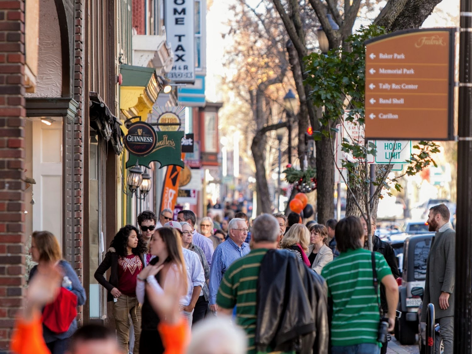 November First Saturday • Downtown Frederick Partnership Inside Frederick Md Calendar Of Event