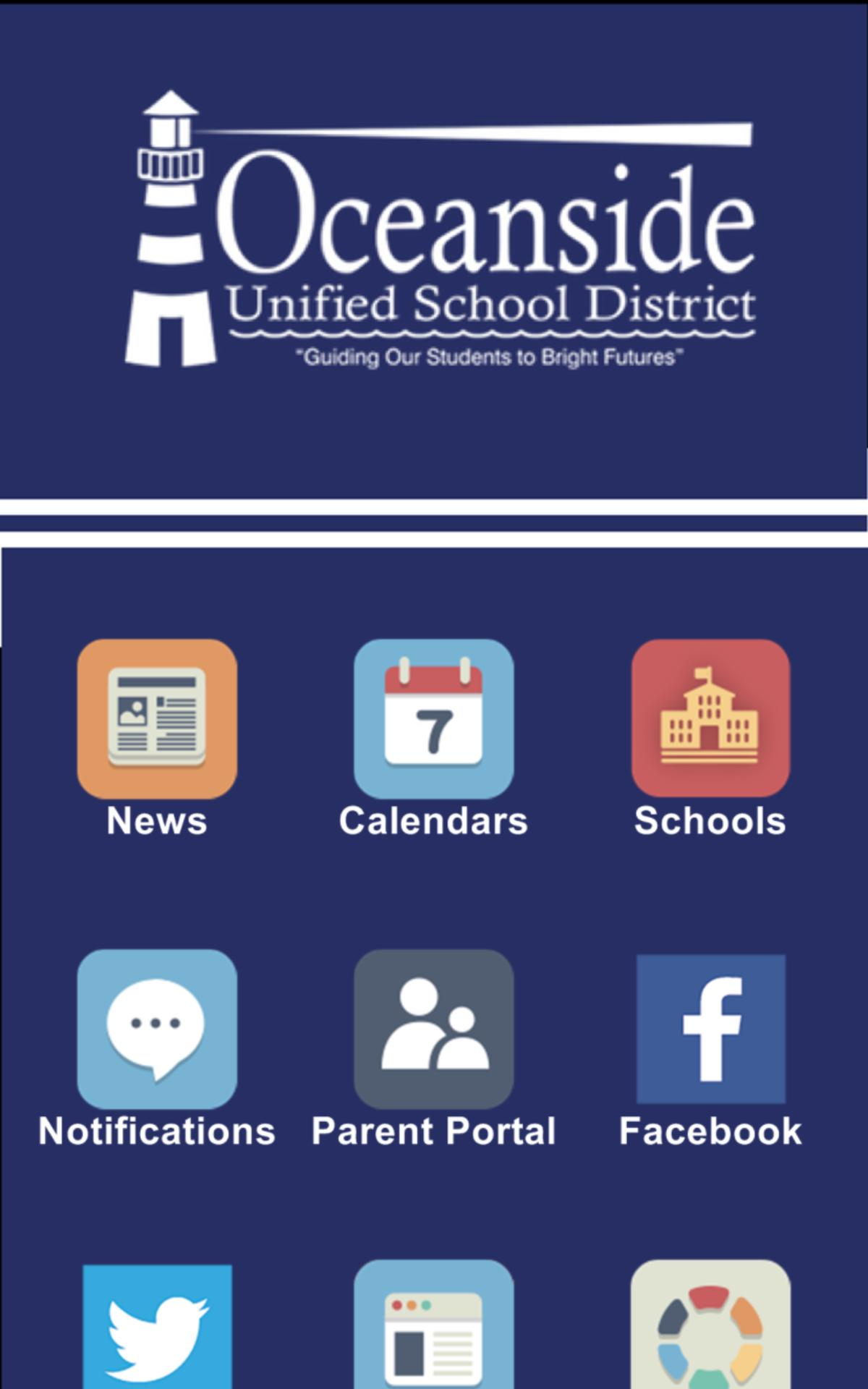 Oceanside Unified Schools For Android – Apk Download With Regard To Oceanside Unified School District Calendar