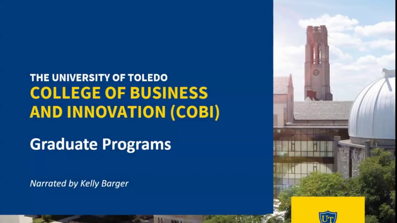 Office Of Graduate Programs Within University Toledo Academic Calendar