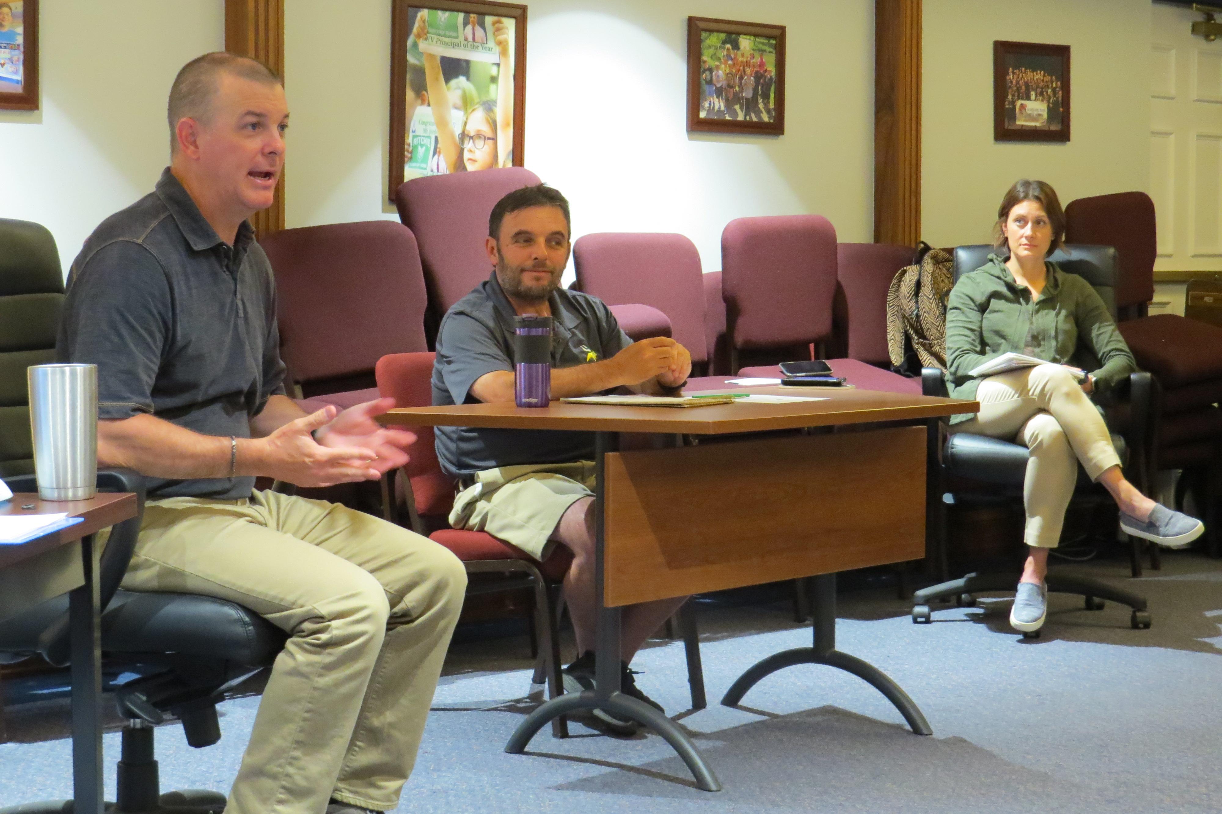 Ohio County Schools/ Wheeling Park Hs Announce Re Entry With Ohio County Schools Calendar 2020 2021 Wheeling