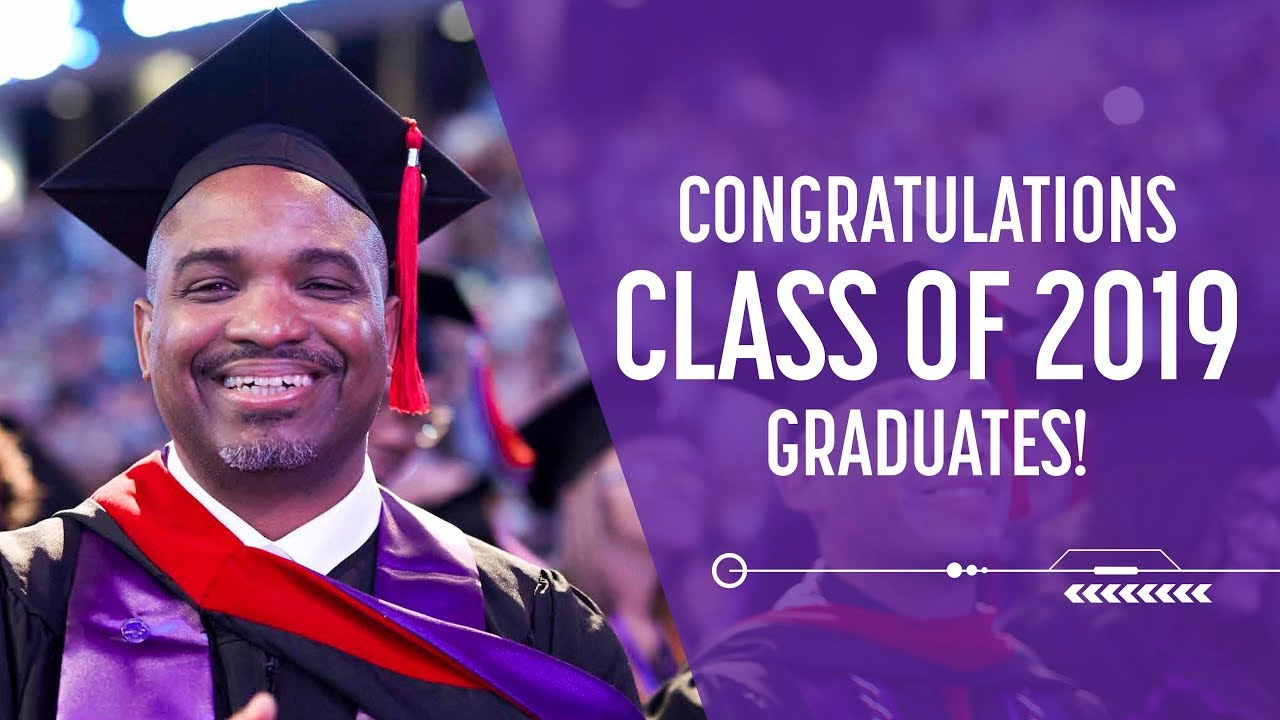 Online & Cohort Commencement Apr 27, 2019 9Am – Youtube In Grand Canyon University Summer School Schedule