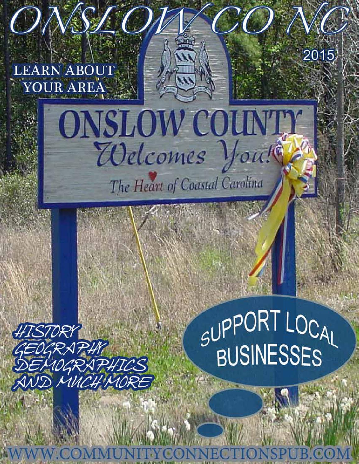Onslow County Ncj Damon – Issuu Intended For Onslow County Distric Courts Schedule