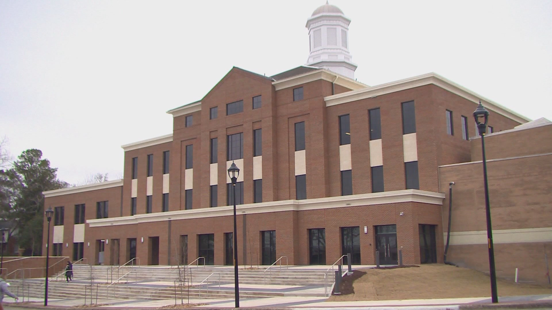 Opening Day For New Onslow County Courthouse Throughout Onslow County Court Calendars