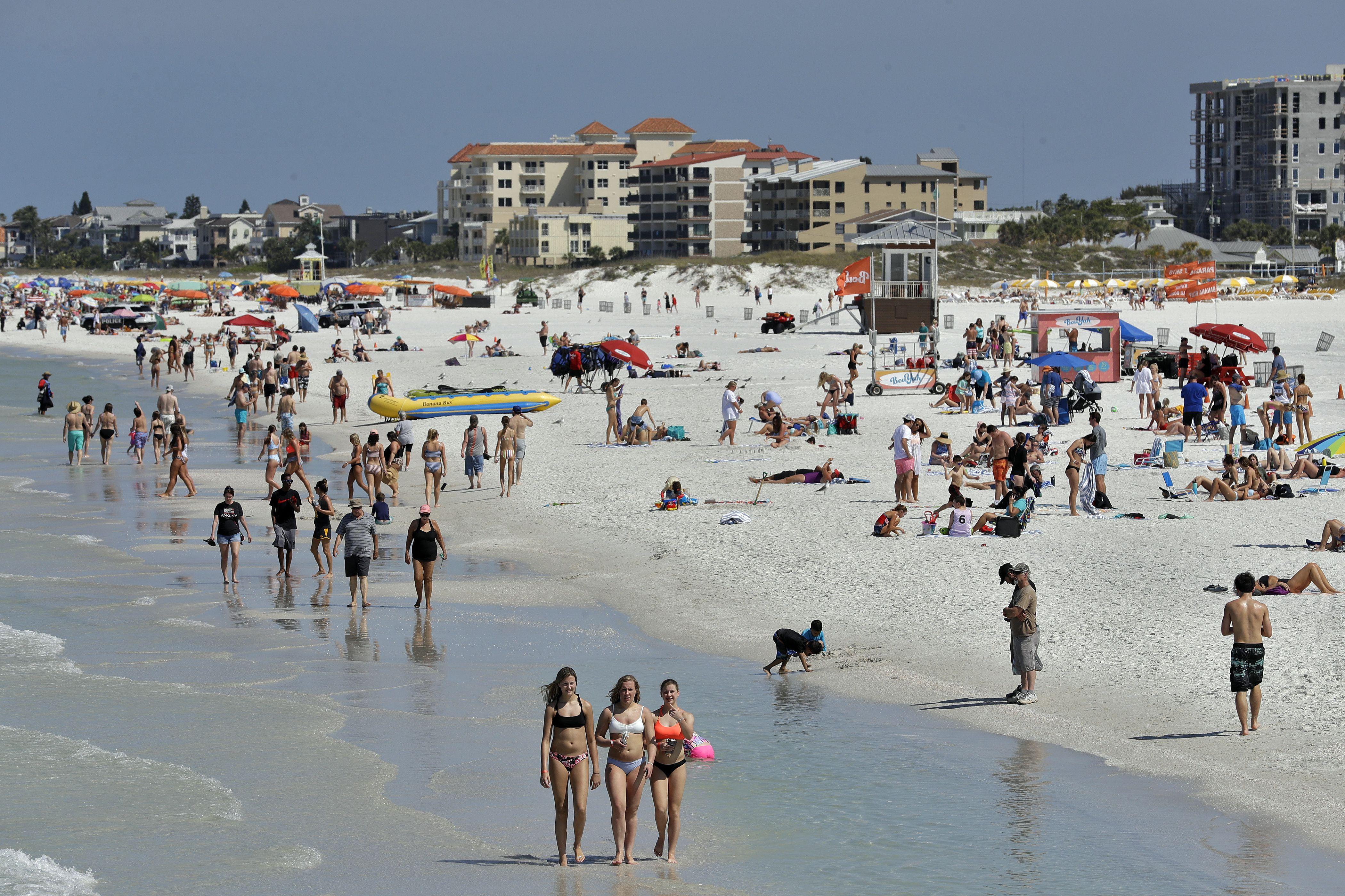 Operation Cancel Spring Break: Floridians Fret Over Inside Lake County Florida Spring Break