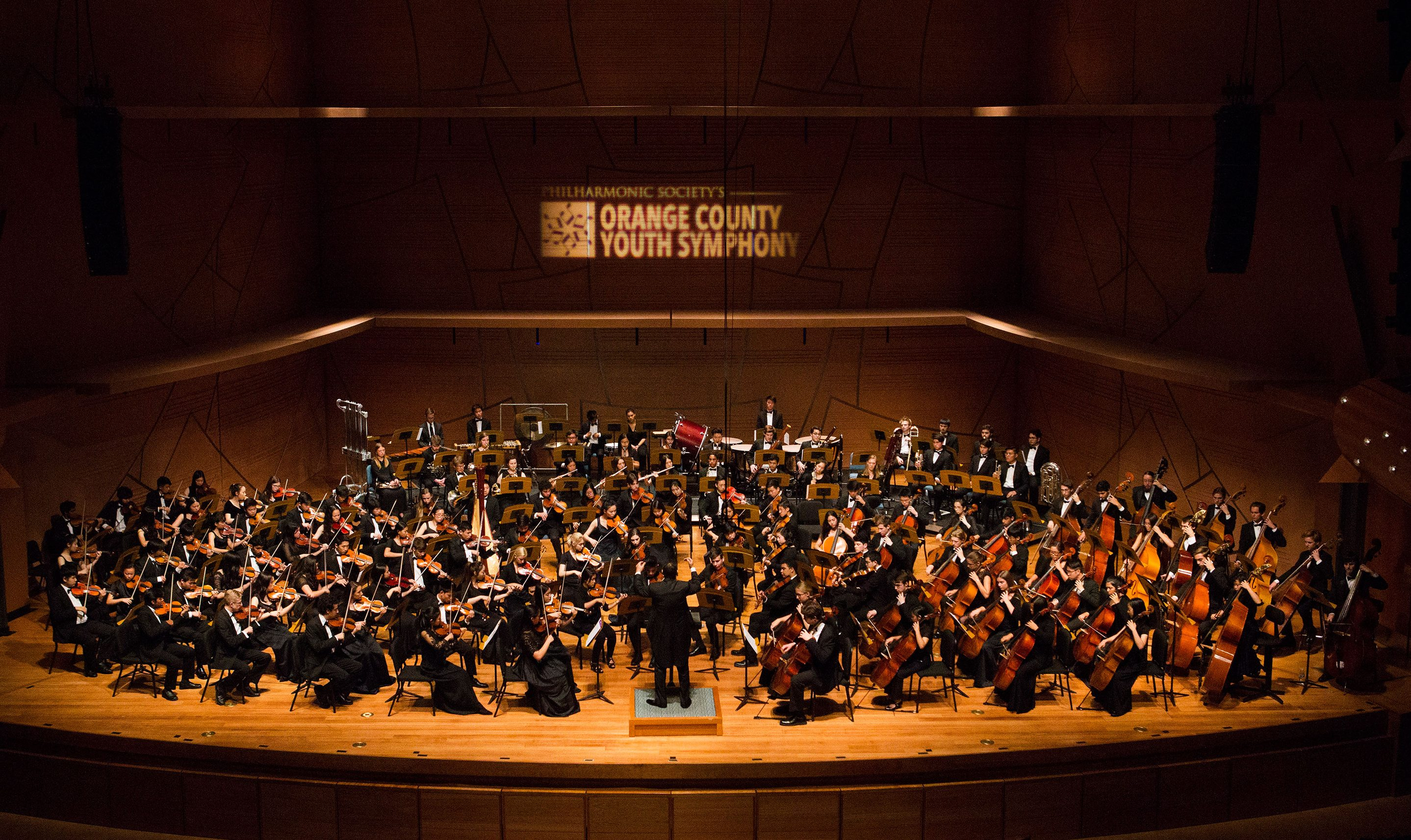 Orange County Youth Symphony: 49Th Season Finale, Orange Throughout Orange County Performing Arts Schedule