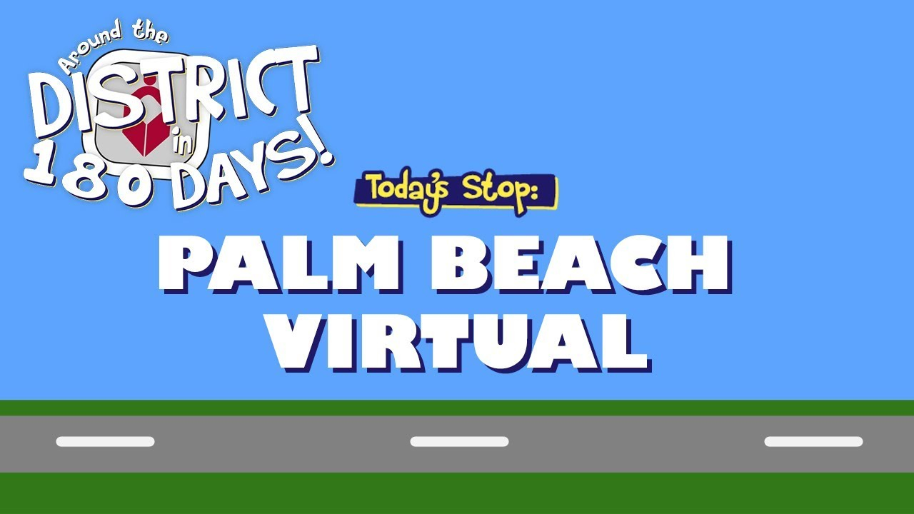Palm Beach Virtual School – The School District Of Palm With The School District Of Palm Beach County School Calendar 2020 2021