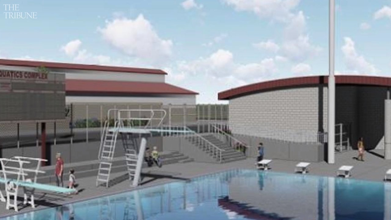 Paso Robles Ca High School Puts Pool, Aquatic Center On Hold Regarding Paso Robles High School Ca Easter Break