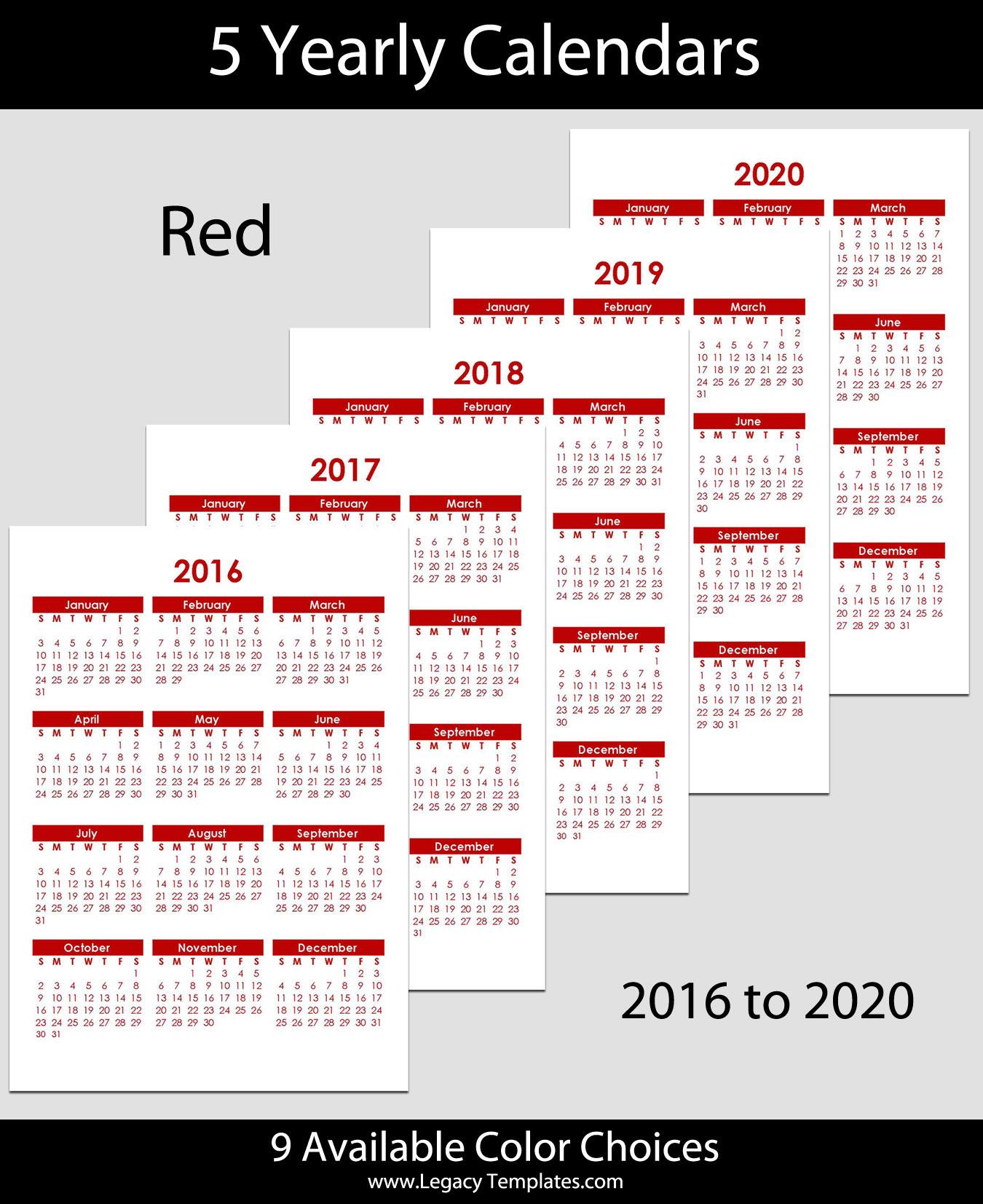Printable 4 5 4 Calendar 2020 – Samyysandra Intended For 454 Calendar For 2020