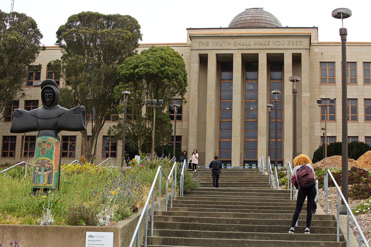 Proposed Pay Raises For City College Administrators Anger Inside What Dates Is The Fall Semester Start And End At City College Of San Francisco