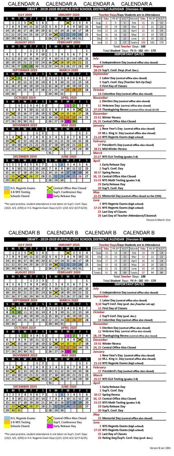Public Relations / 2019 2020 Calendar Survey With Regard To North Olmsted High School Calendar