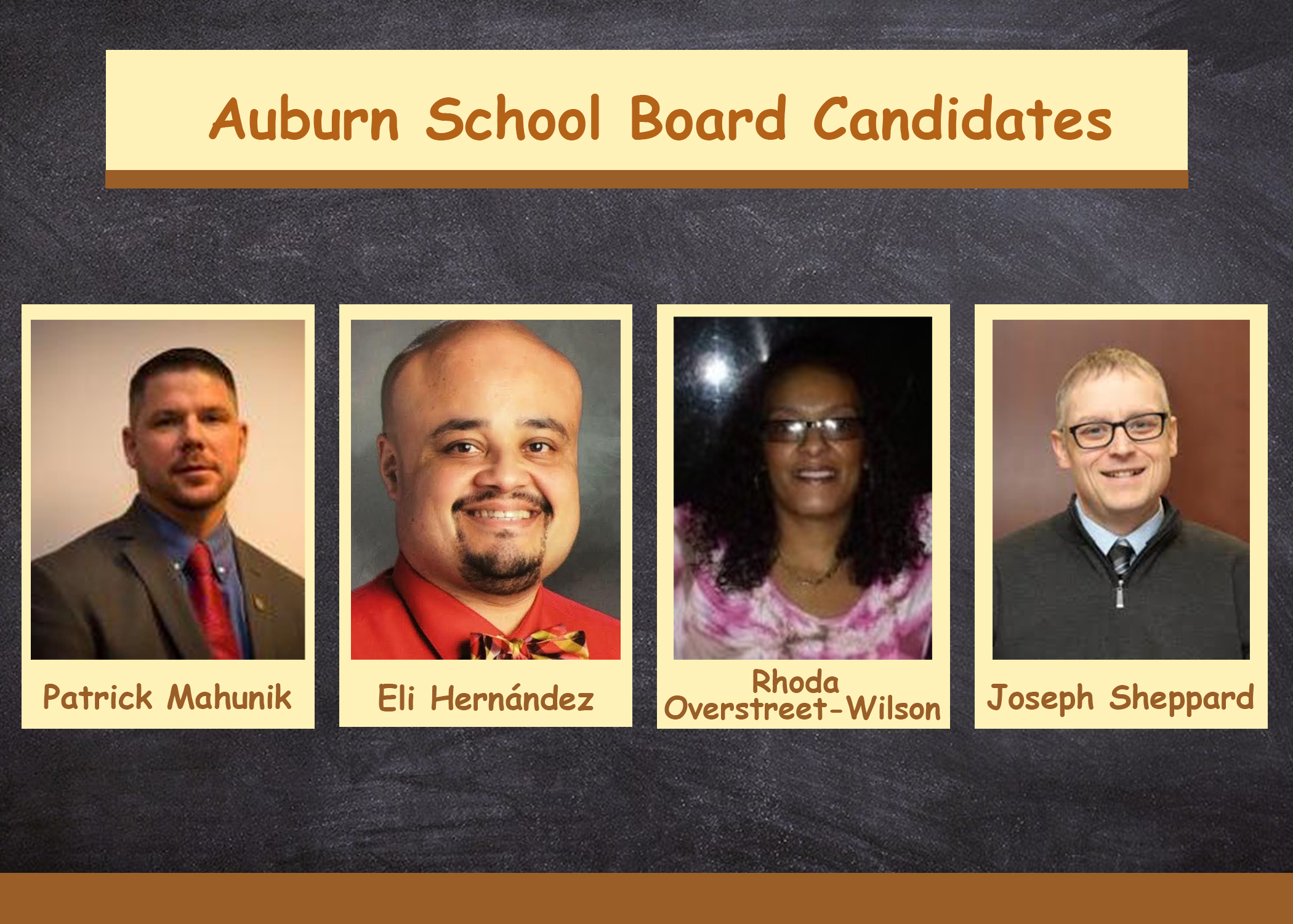 Q&a With School Board Candidates From The Auburn Enlarged Pertaining To Ithaca City School District Calendar
