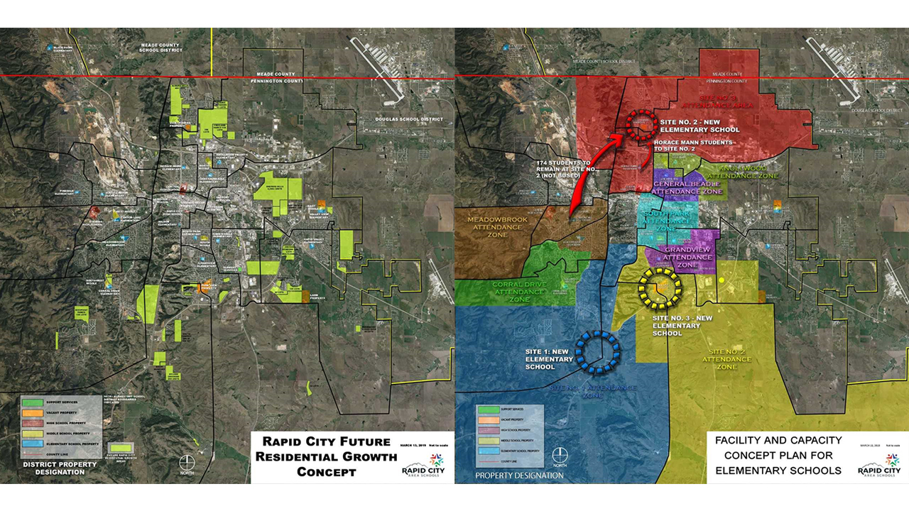 Rapid City Area Schools Embarks On Ambitious Plan To Inside Rapid City School District Schedule