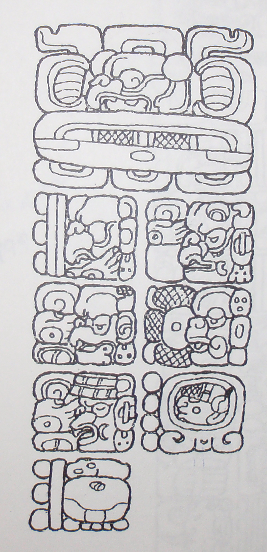 Read Mayan Hieroglyphics! | The Floating Troubadour Regarding Reading A Mayan Calendar