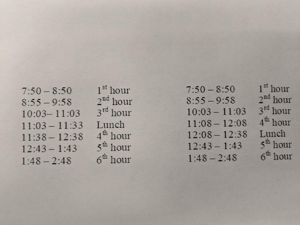 Reeths Puffer High School Within Grand Haven High School Calendar