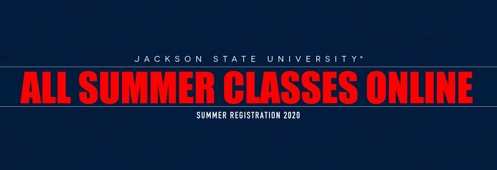 Registration 2020 Throughout Georgia State Summer School Schedule