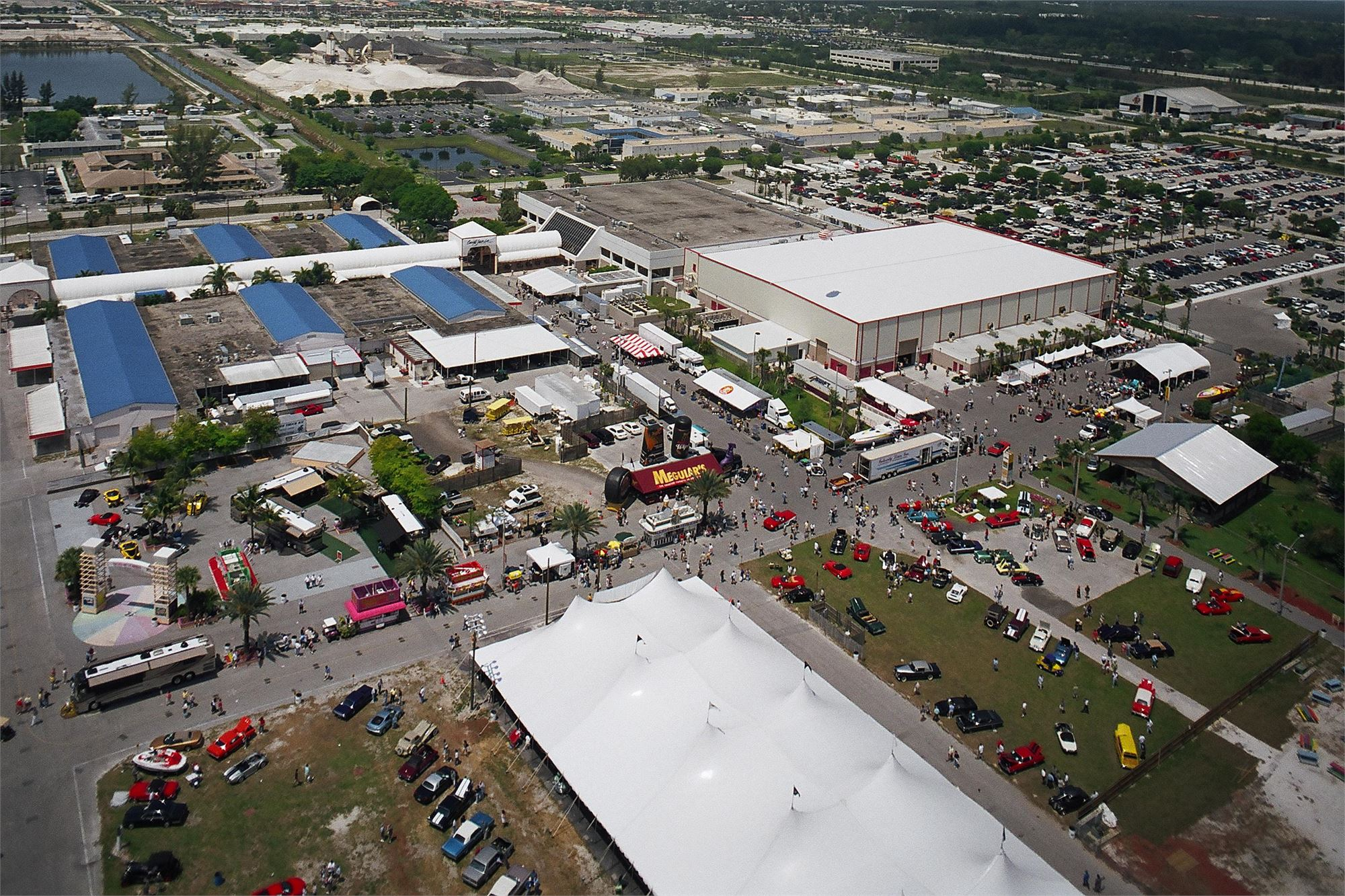 Rent The Facilities At The Expo Center At The South Florida Inside South Florida Fairgrounds Event Schedule
