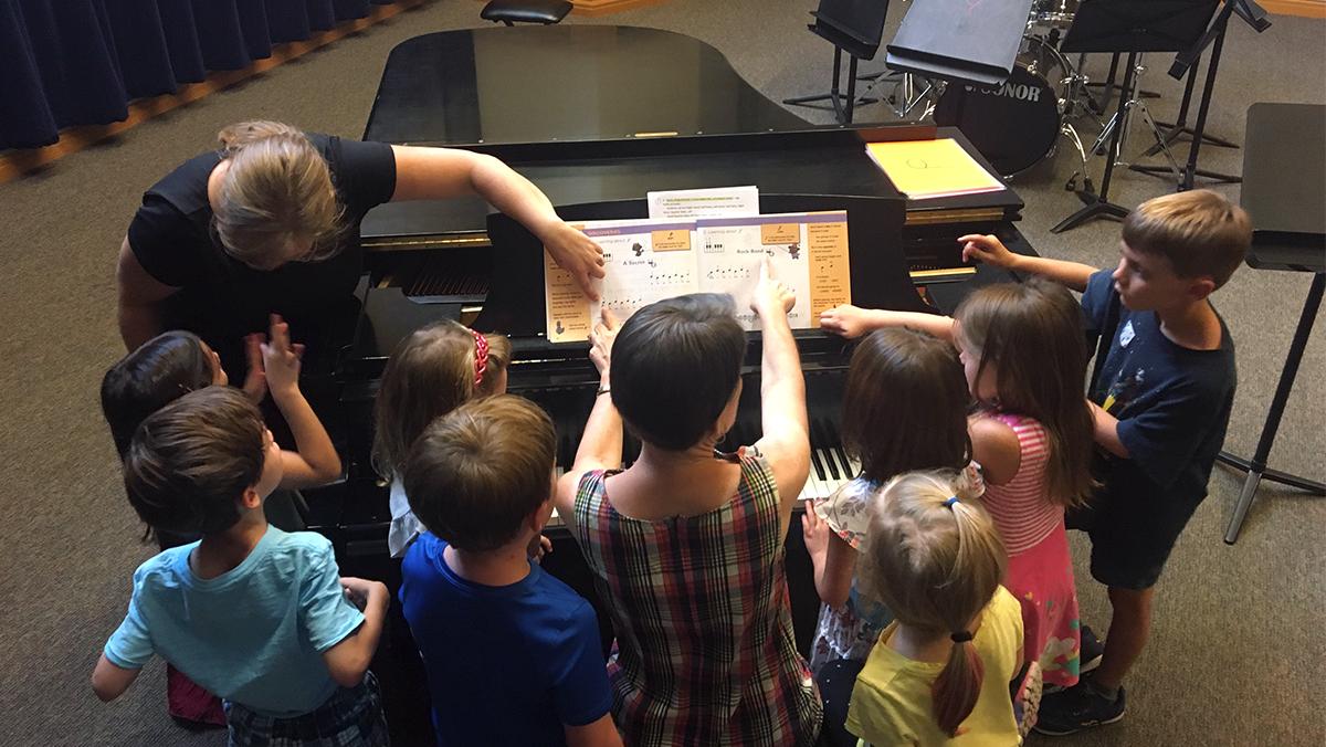 Ricks Center Partners With Lamont School Of Music In Pilot In Lamont School Of Music Schedule