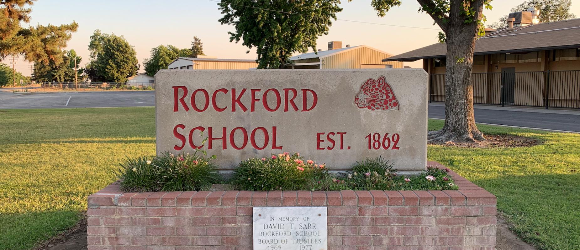 Rockford Elementary School District For Porterville School Calendar