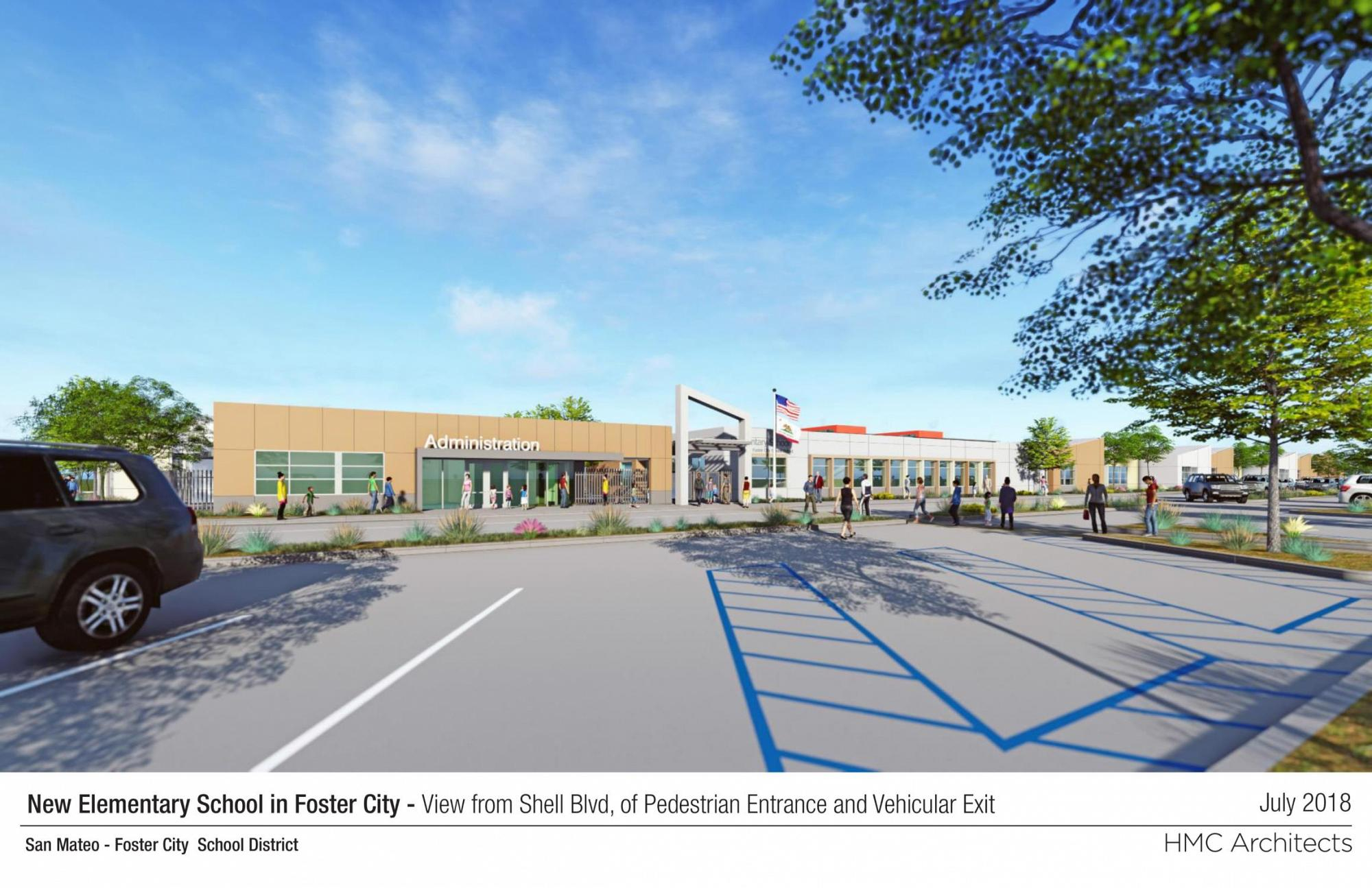 San Mateo Foster City School District - New Elementary Intended For Audubon Calendars 2021 Foster City