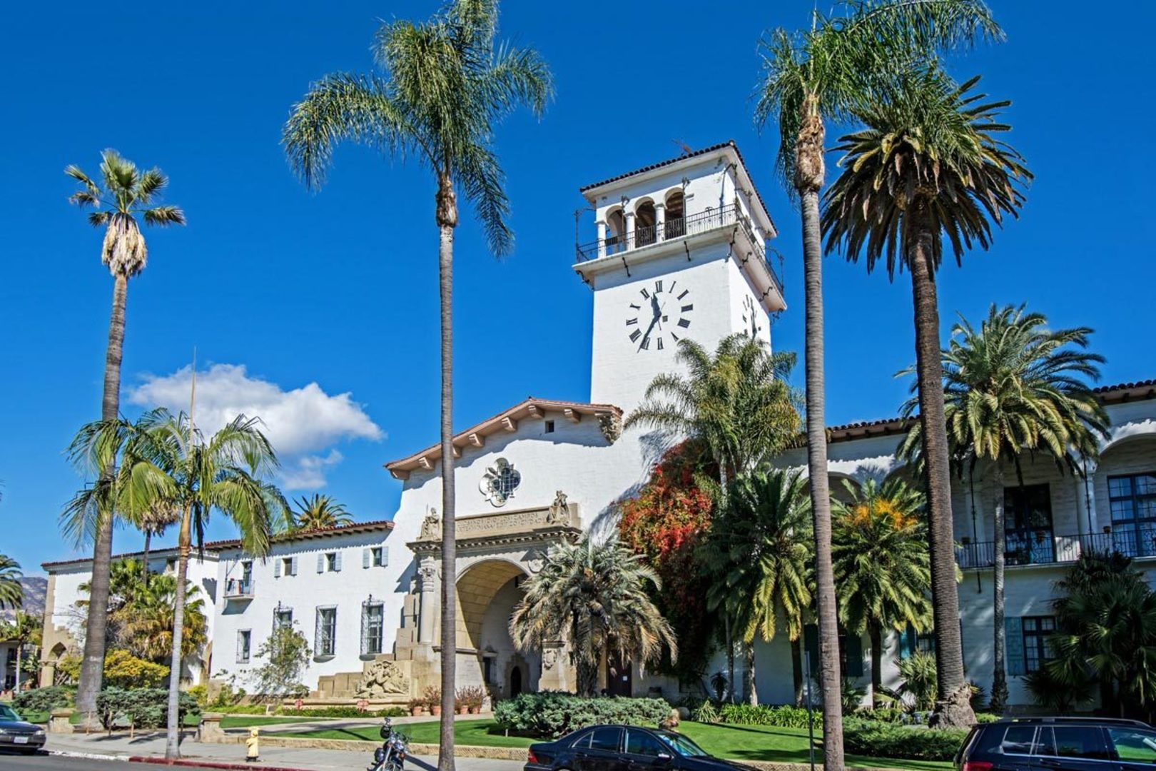 Santa Barbara County Courthouse - Visit Santa Barbara Throughout Santa Barbara County Courthouse Calendar