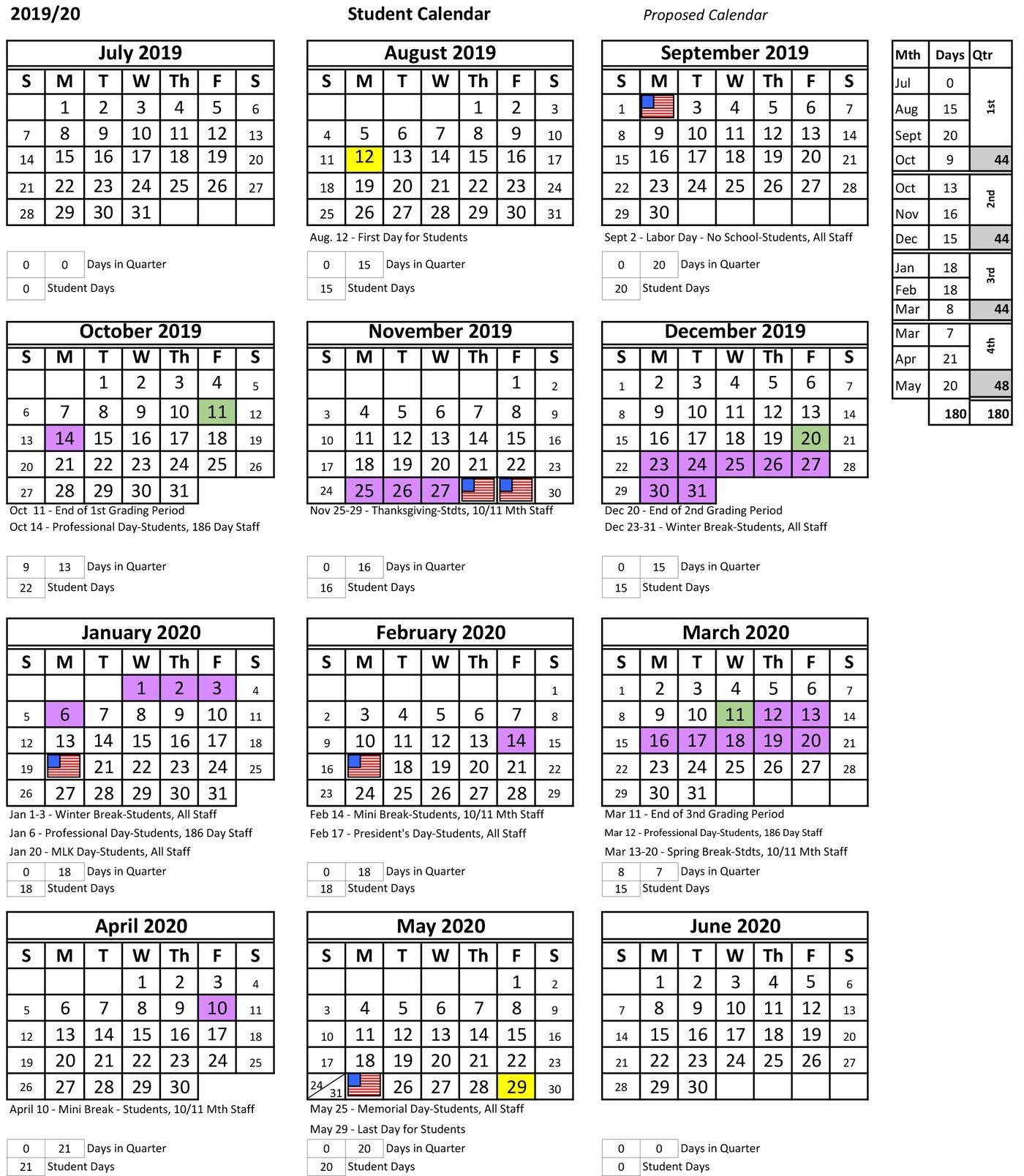 Sarasota County Ready To Approve Next Year's School Calendar In Georgia State School Calendar 2020