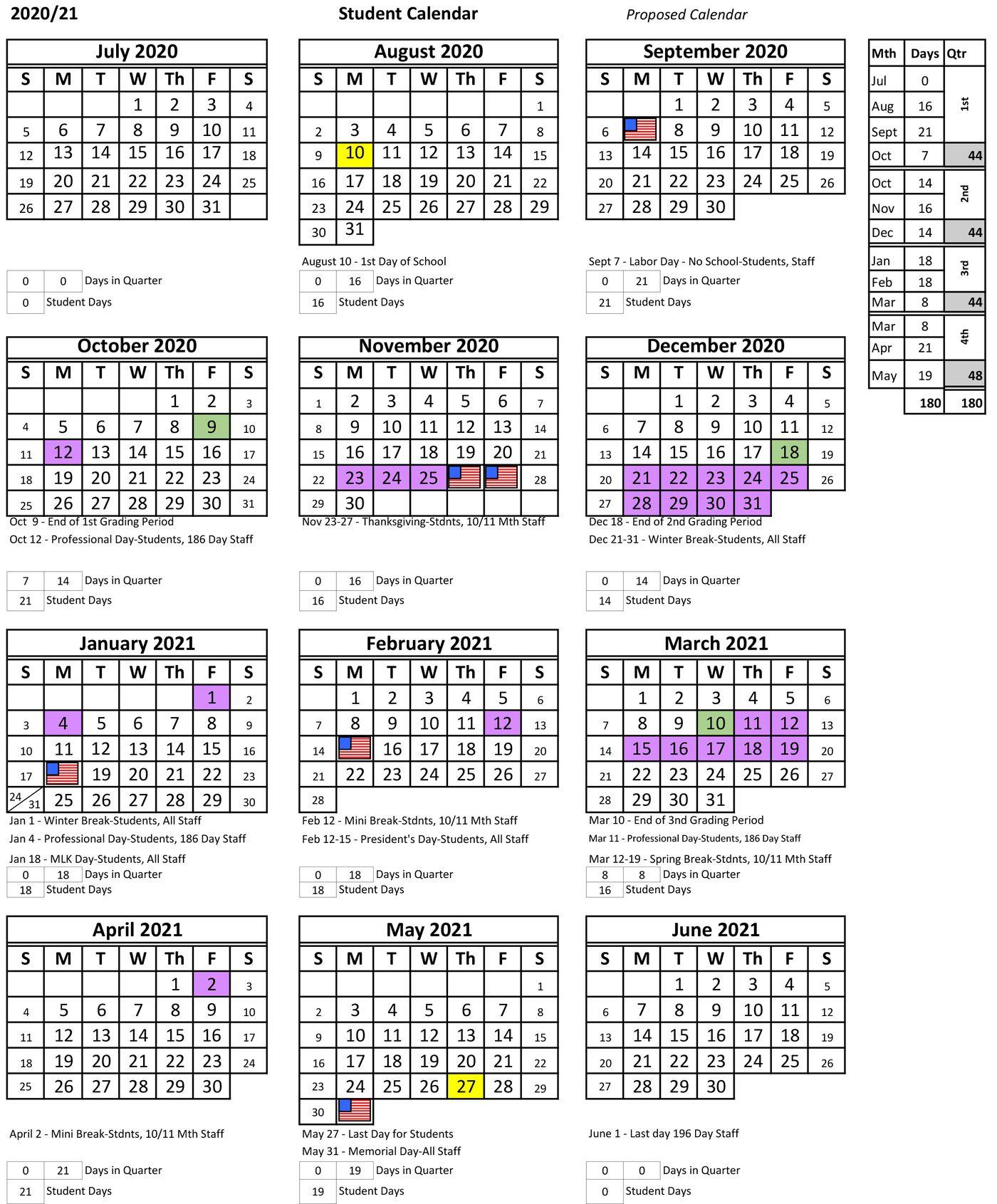 Sarasota County Ready To Approve Next Year's School Calendar Inside Georgia State School Calendar 2020